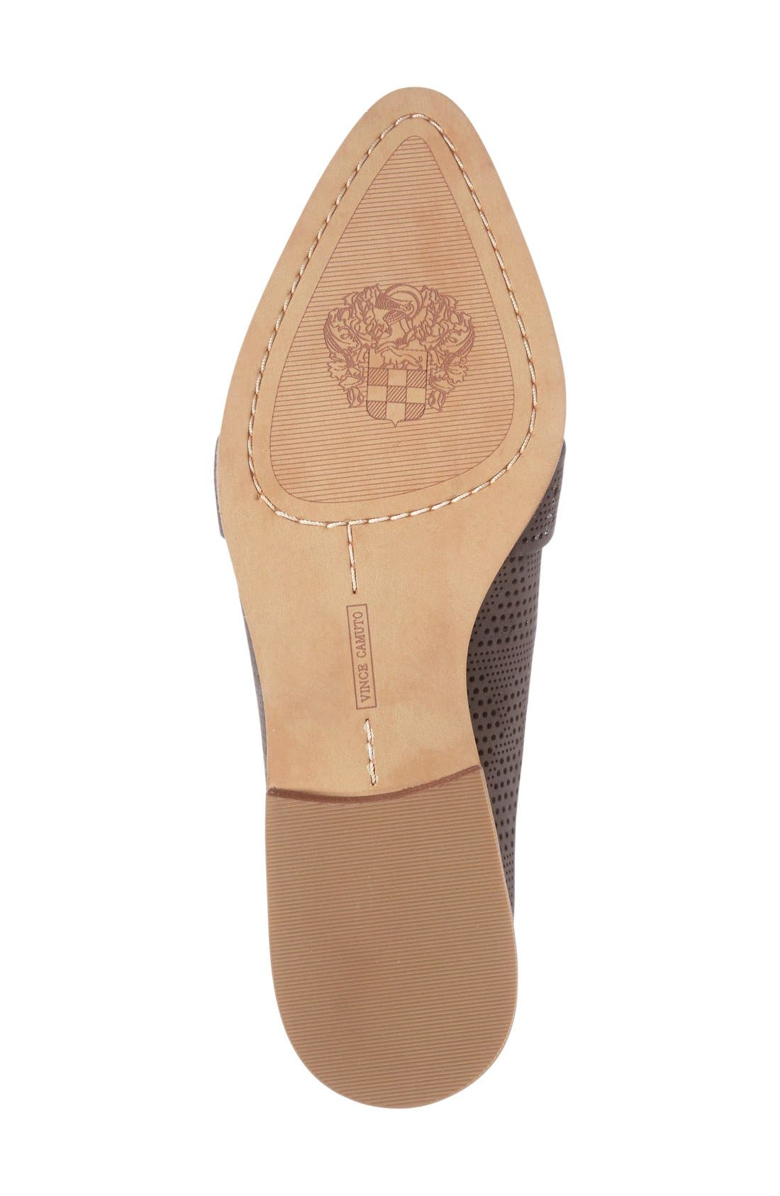 Alternate Image 4  - Vince Camuto Kaylana Loafer Mule (Women) (Nordstrom Exclusive)
