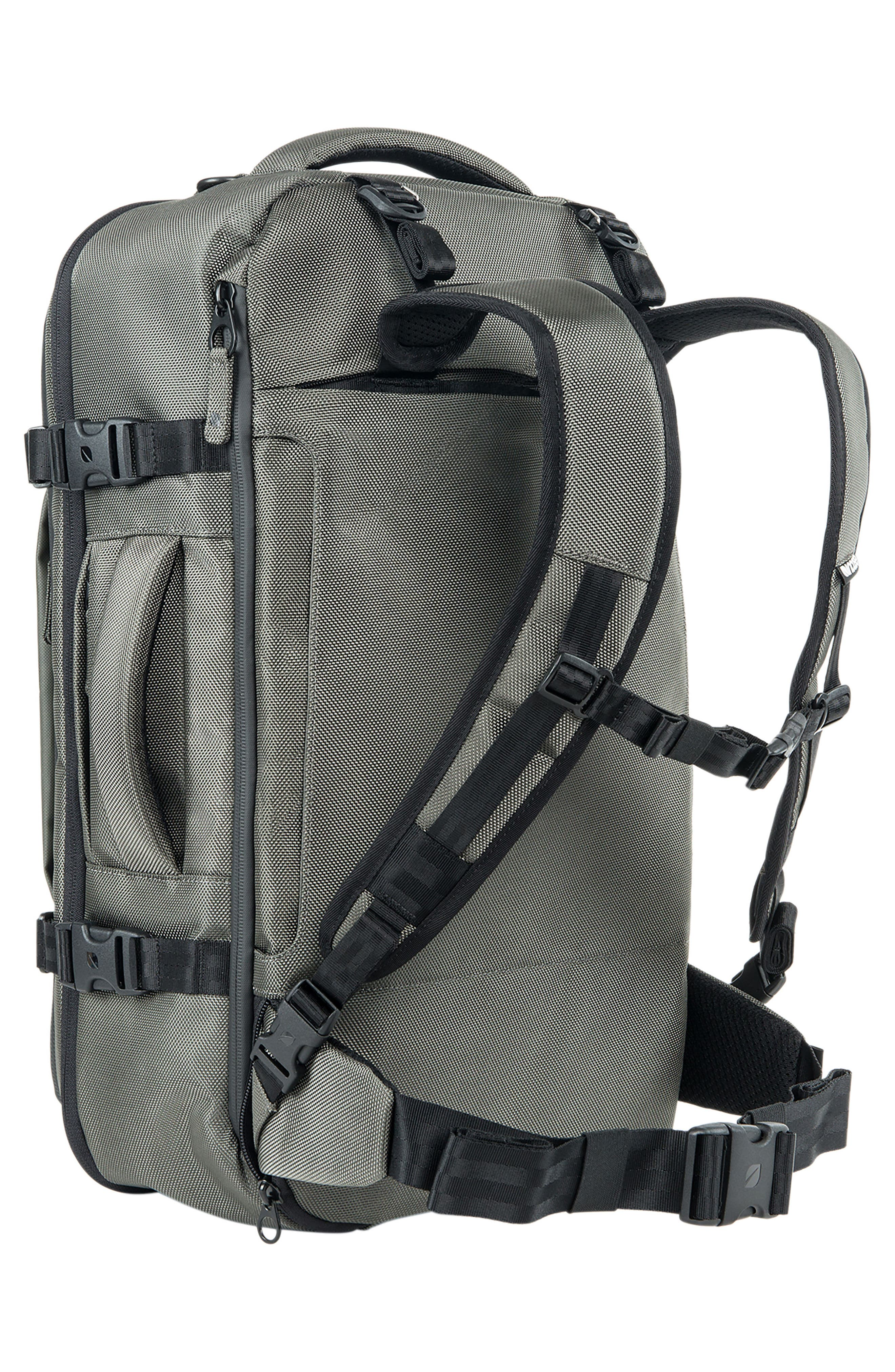 TRACTO Convertible Backpack,                             Alternate thumbnail 2, color,                             Anthracite