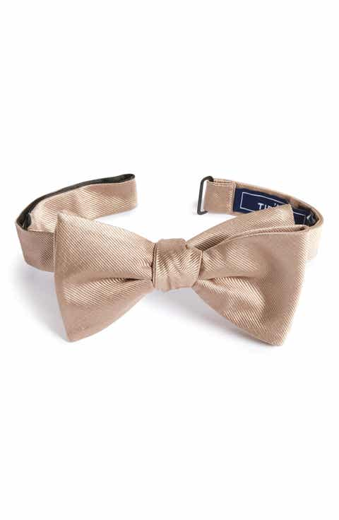 Mens bow ties ties skinny ties pocket squares for men nordstrom the tie bar silk solid bow tie ccuart Images