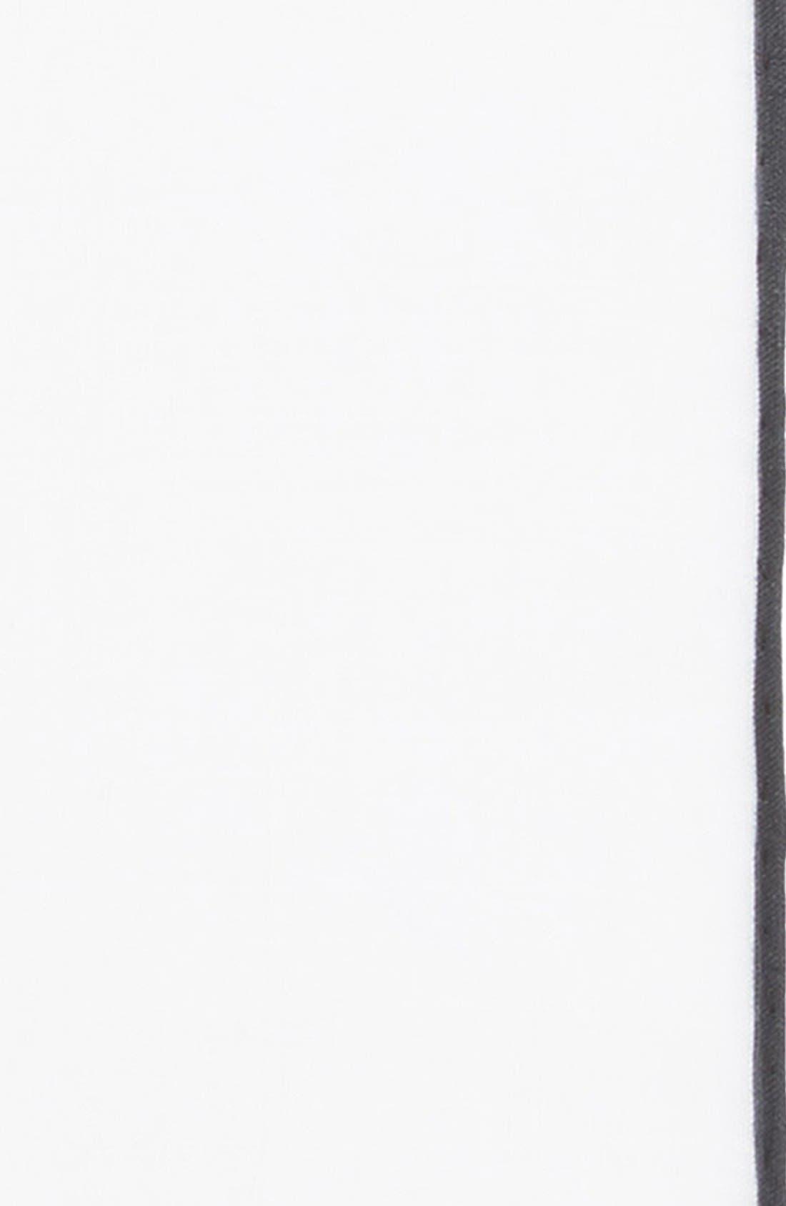 Alternate Image 3  - The Tie Bar Solid Linen Pocket Square