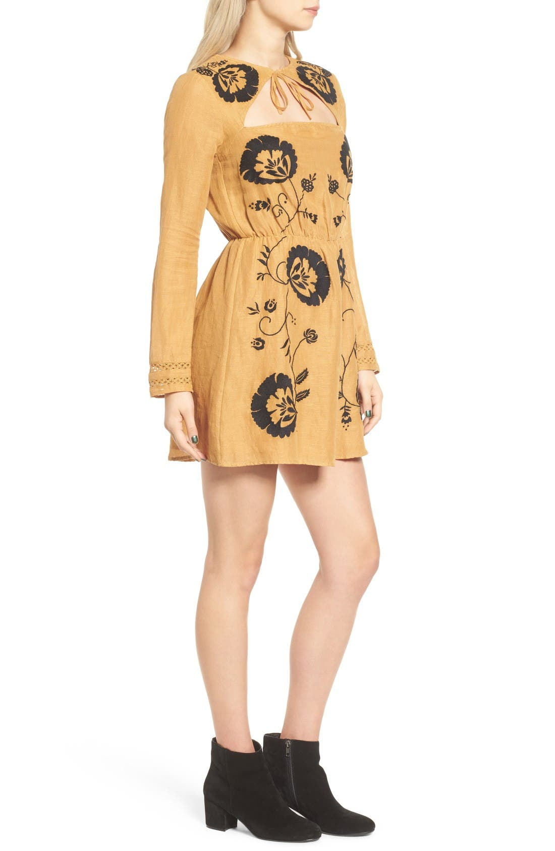 Alternate Image 4  - Tularosa Keeylan Embroidered Dress