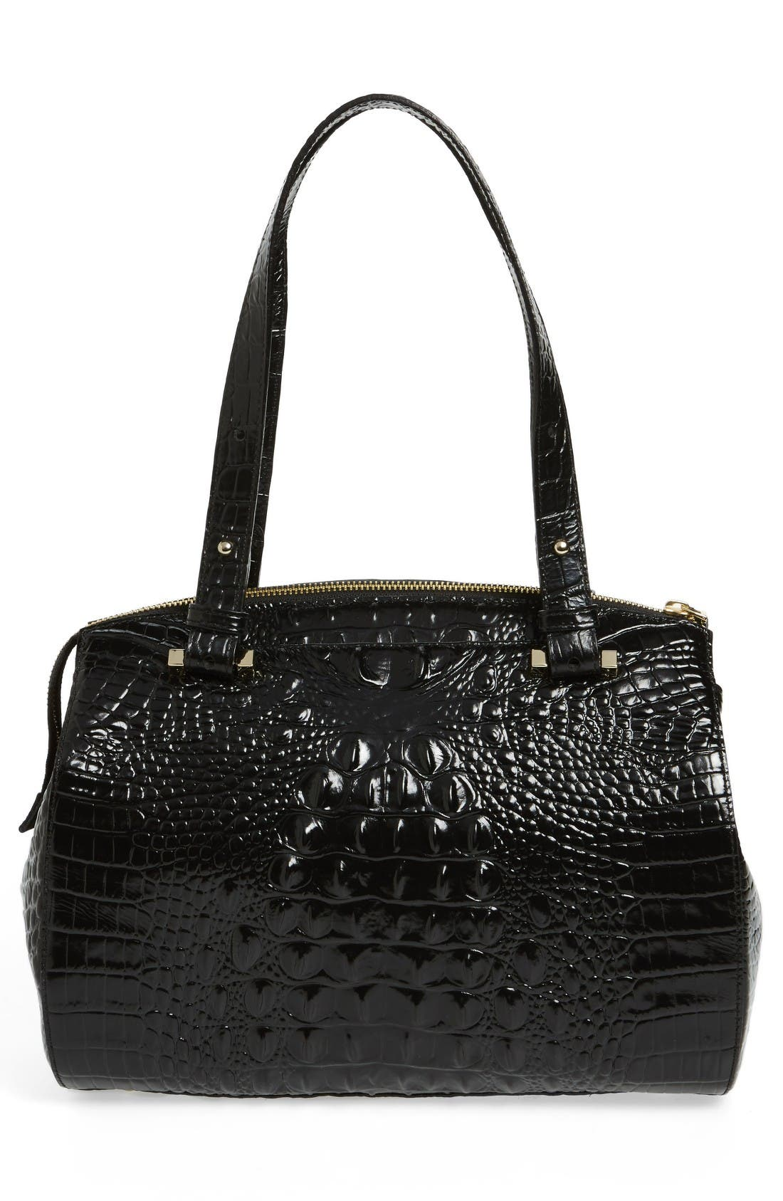 Alternate Image 3  - Brahmin Small Alice Melbourne Leather Satchel