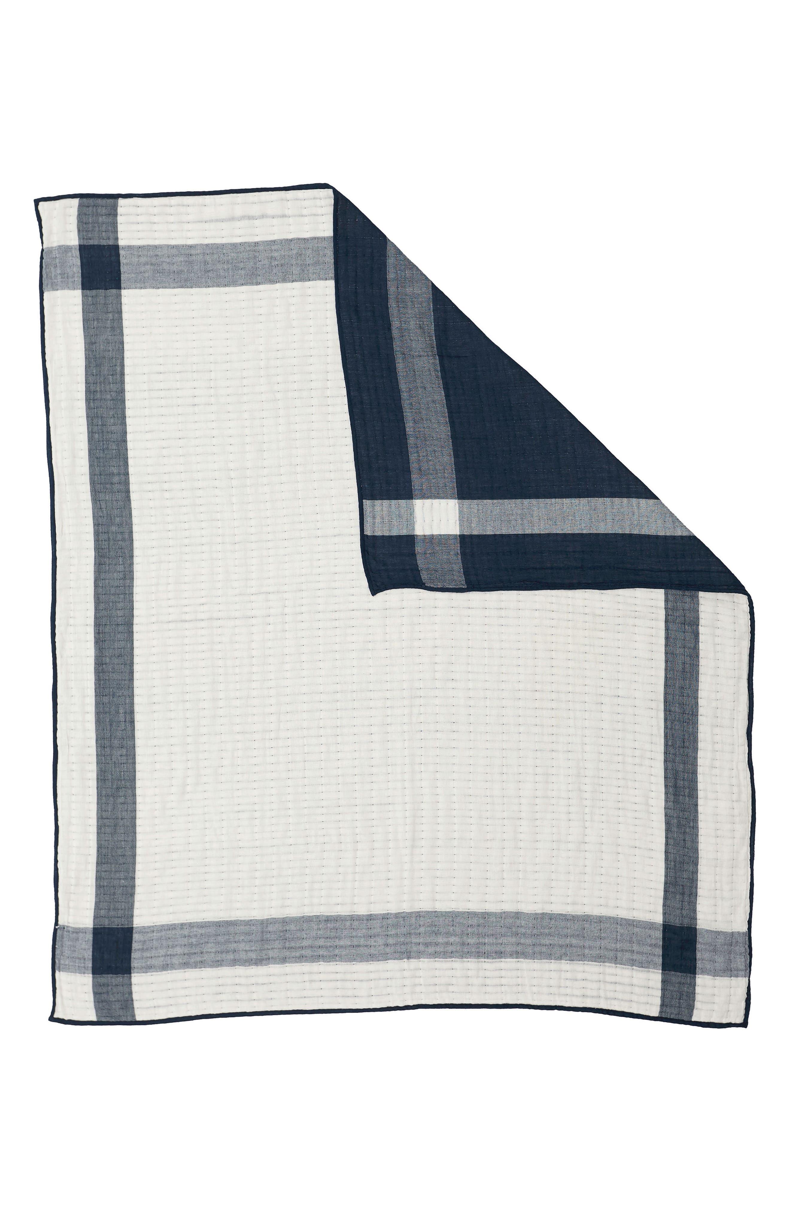 Sidekick Blanket,                             Alternate thumbnail 2, color,                             Navy