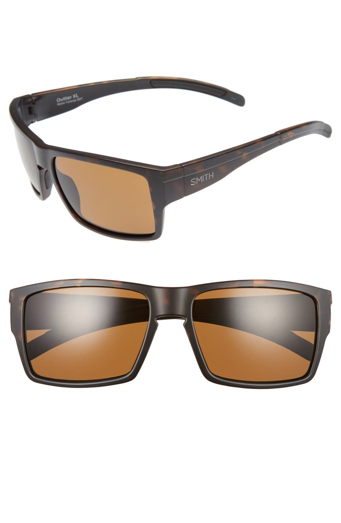 Alternate Image 1 Selected - Smith Outlier XL 58mm Polarized Sunglasses