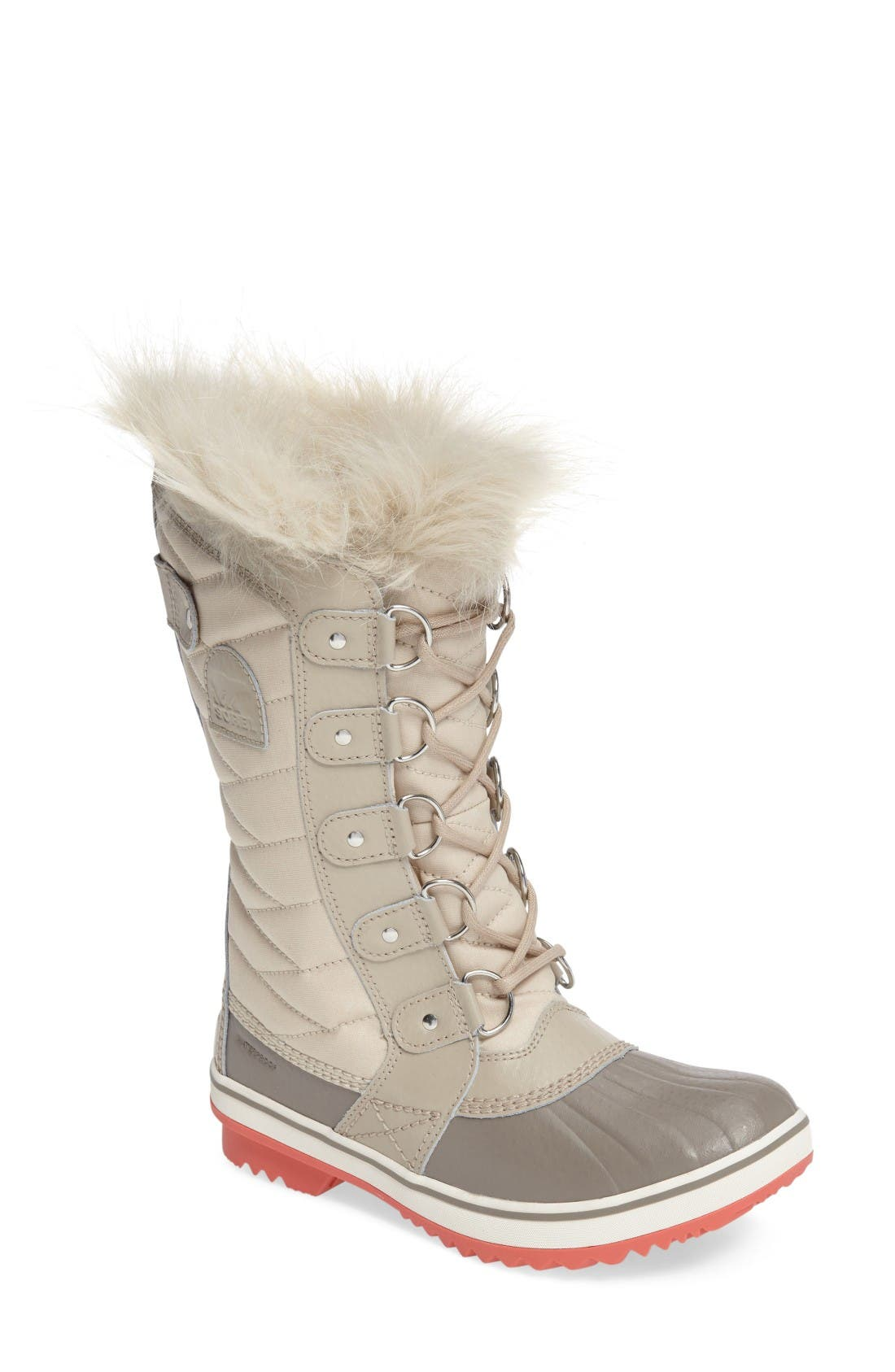 Alternate Image 1 Selected - SOREL 'Tofino II' Faux Fur Lined Waterproof Boot (Women)