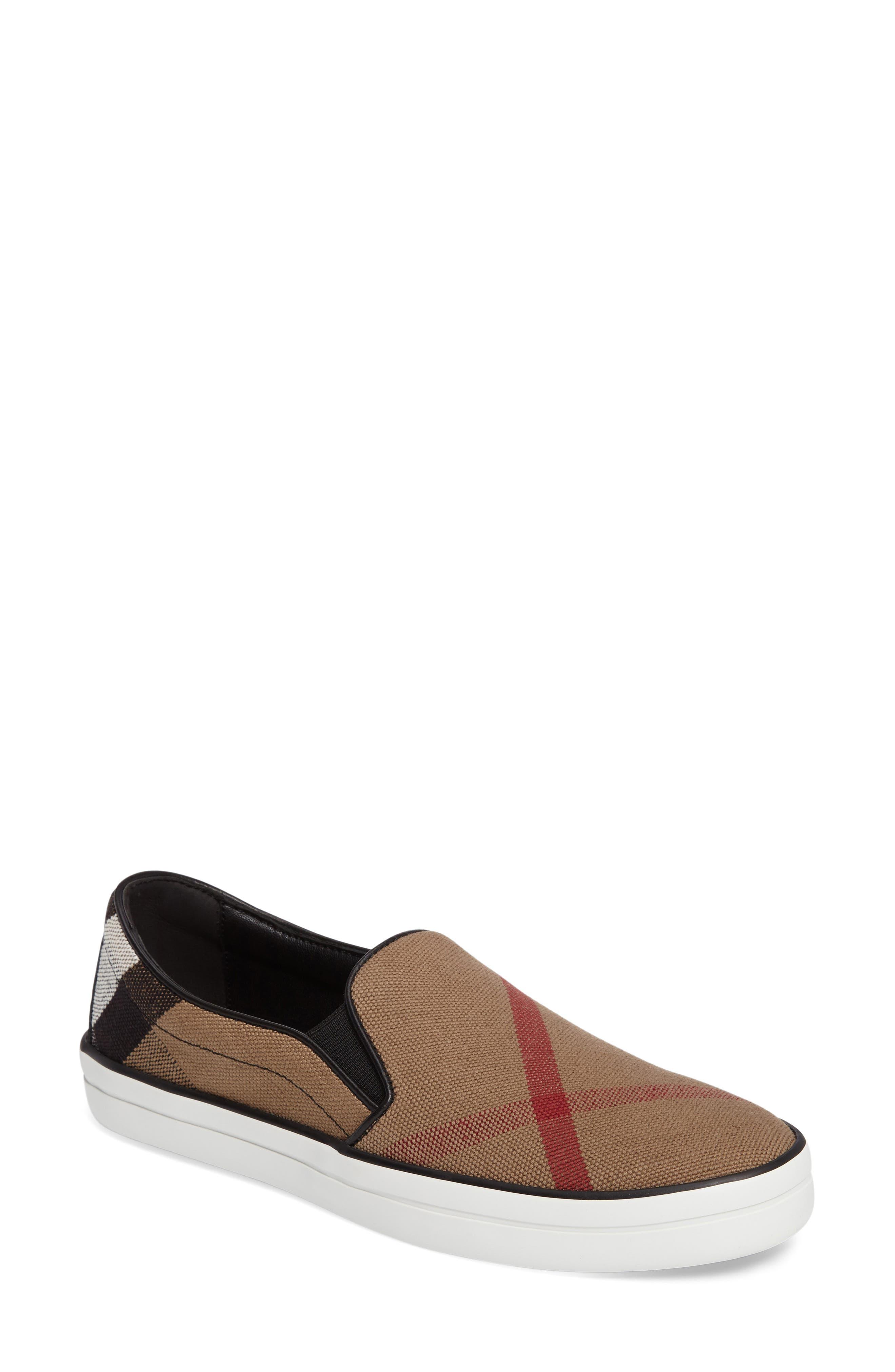 Burberry Gauden Slip-On Sneaker (Women)