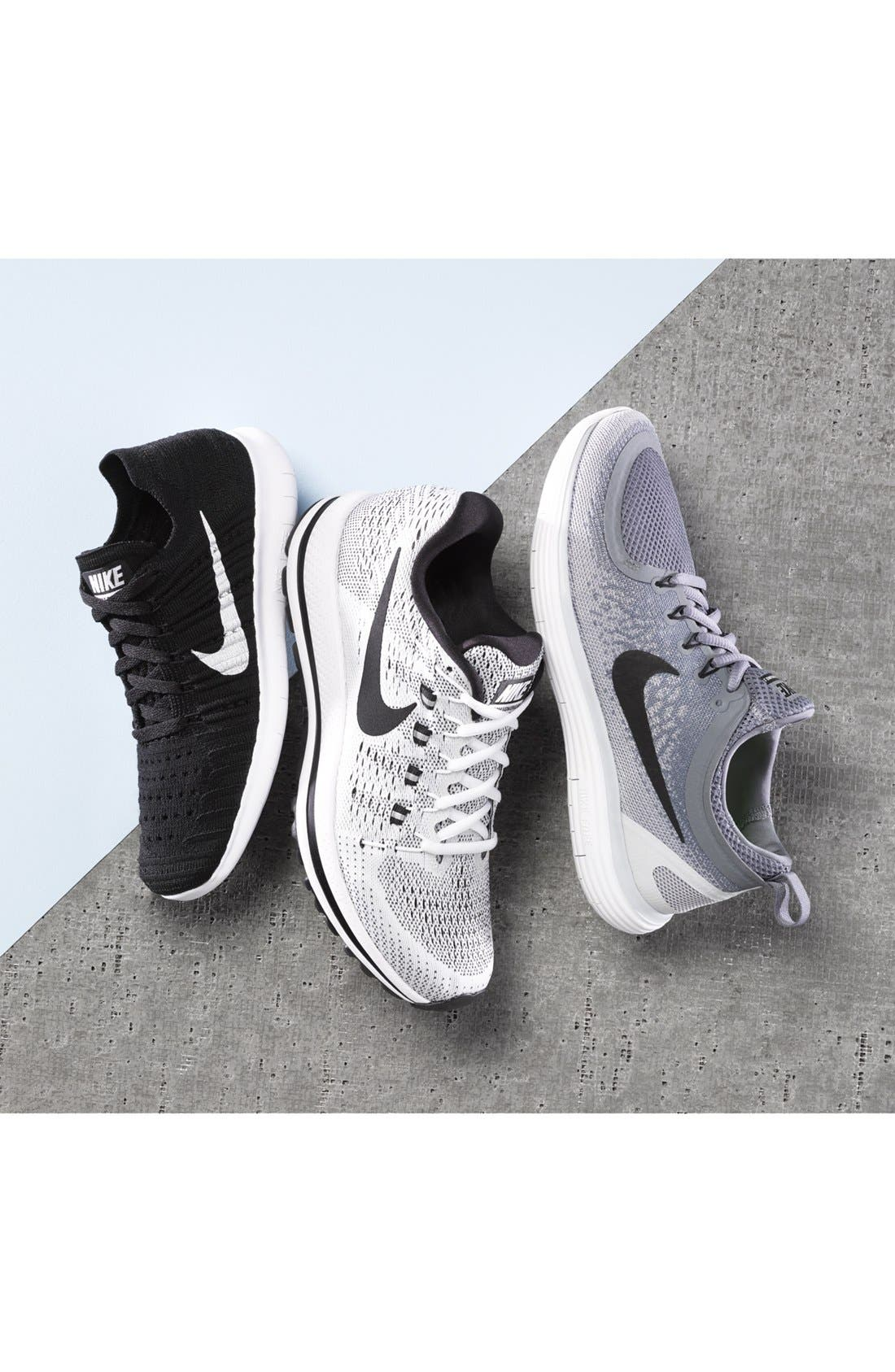Free Run Distance 2 Running Shoe,                             Alternate thumbnail 8, color,