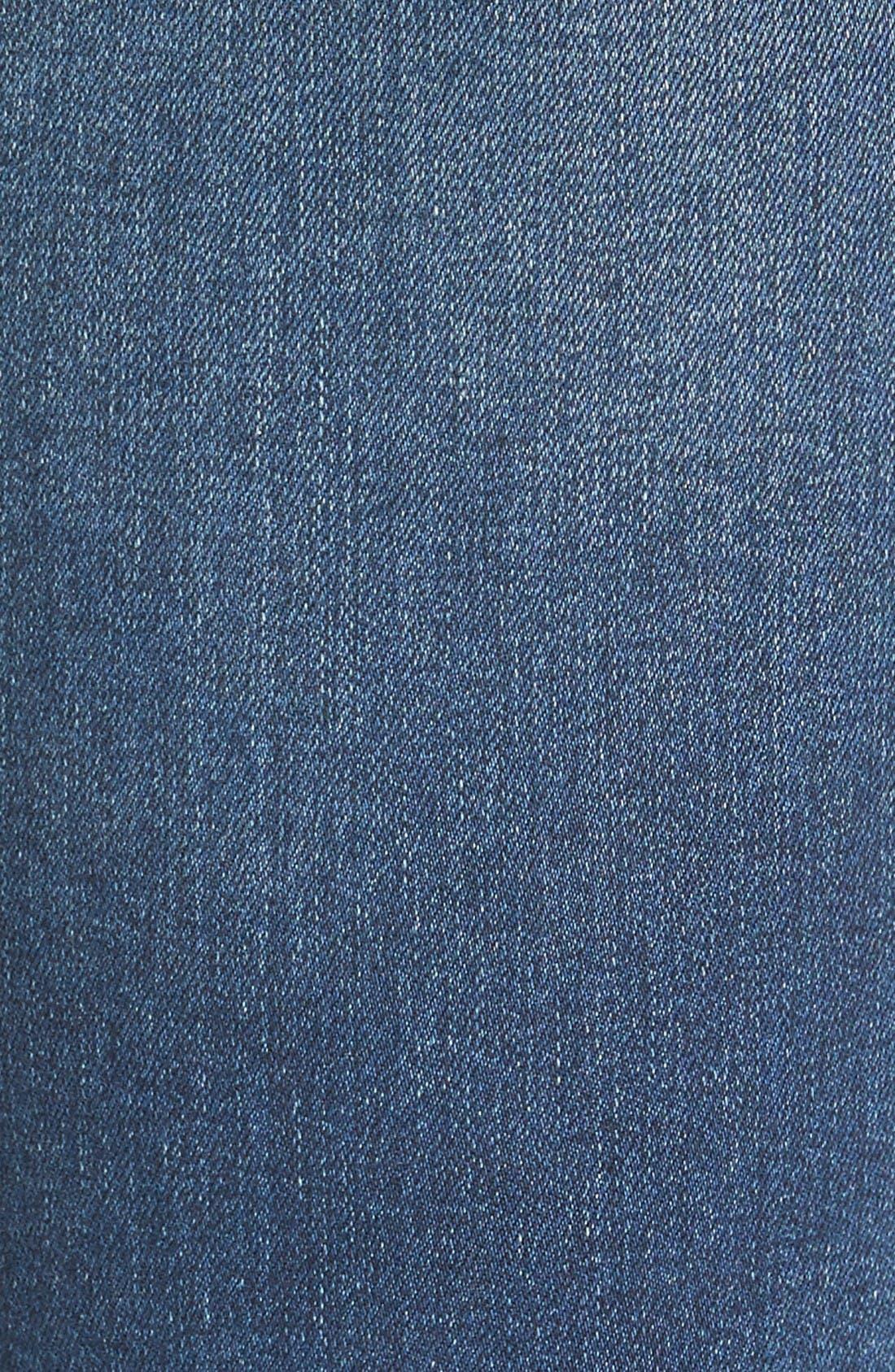 Alternate Image 6  - Articles of Society Sarah Skinny Jeans (Bancroft)