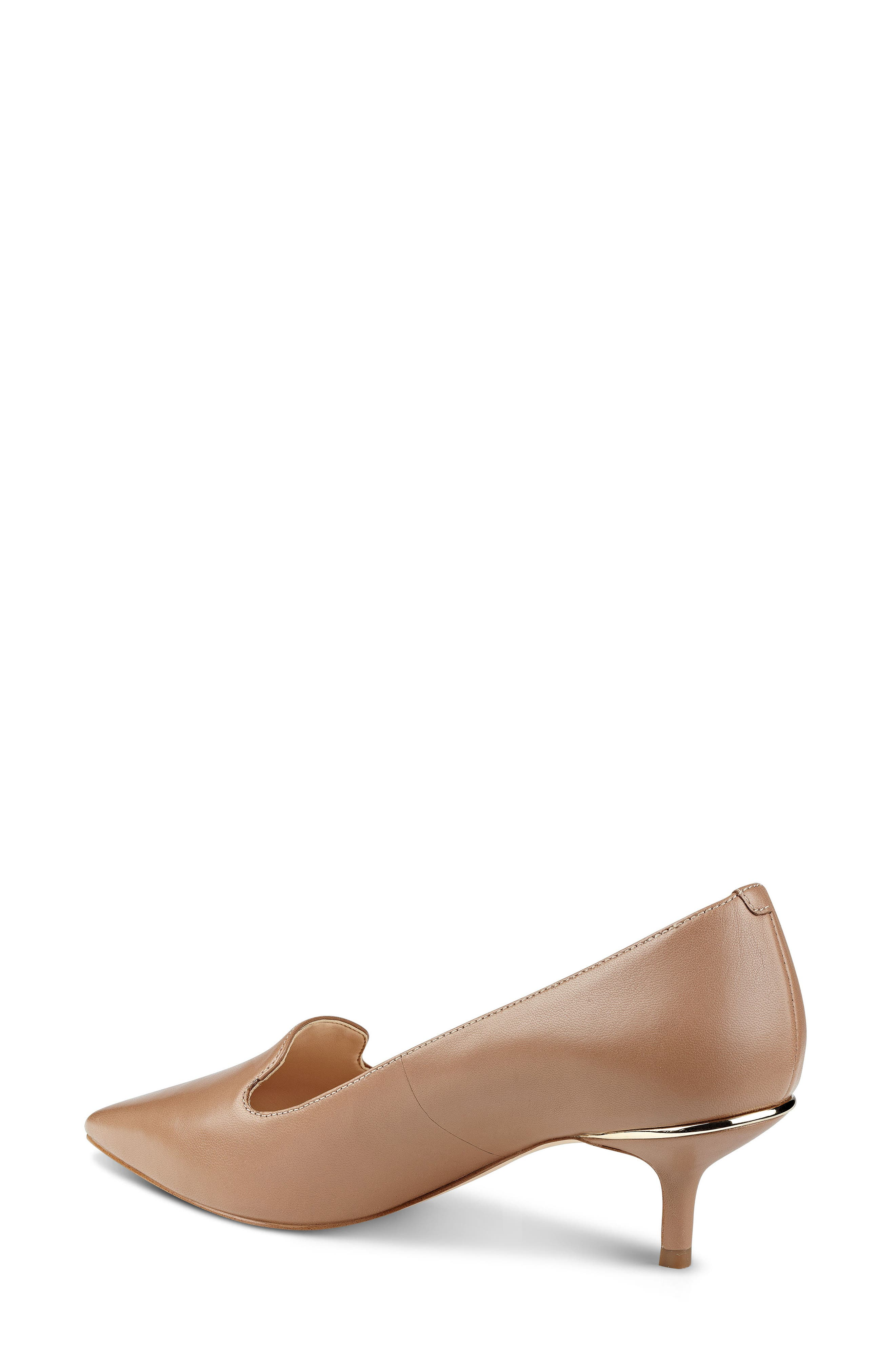 Alternate Image 2  - Nine West Freddee Loafer Pump (Women)