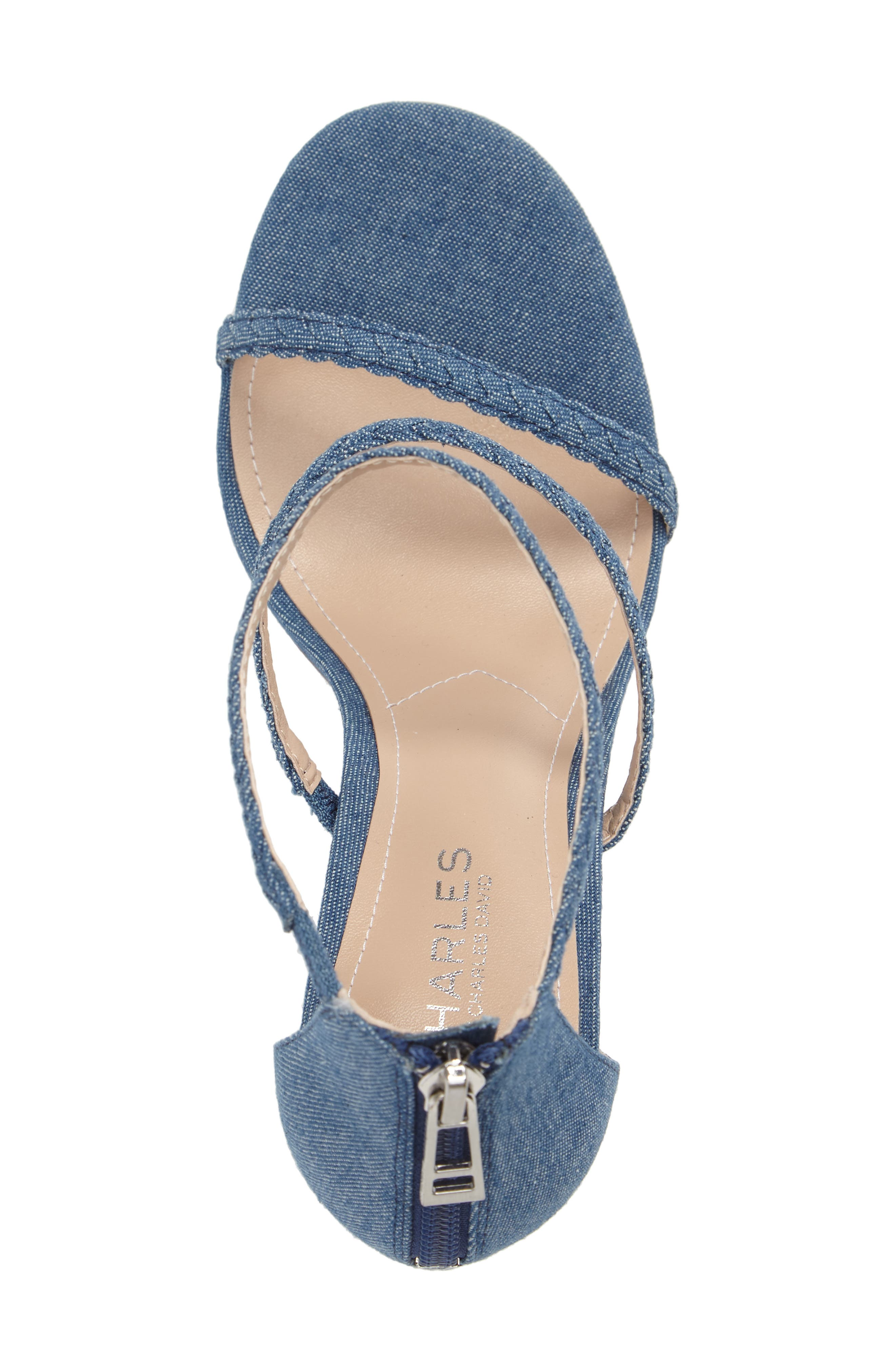 Alternate Image 3  - Charles by Charles David Ria Strappy Sandal (Women)
