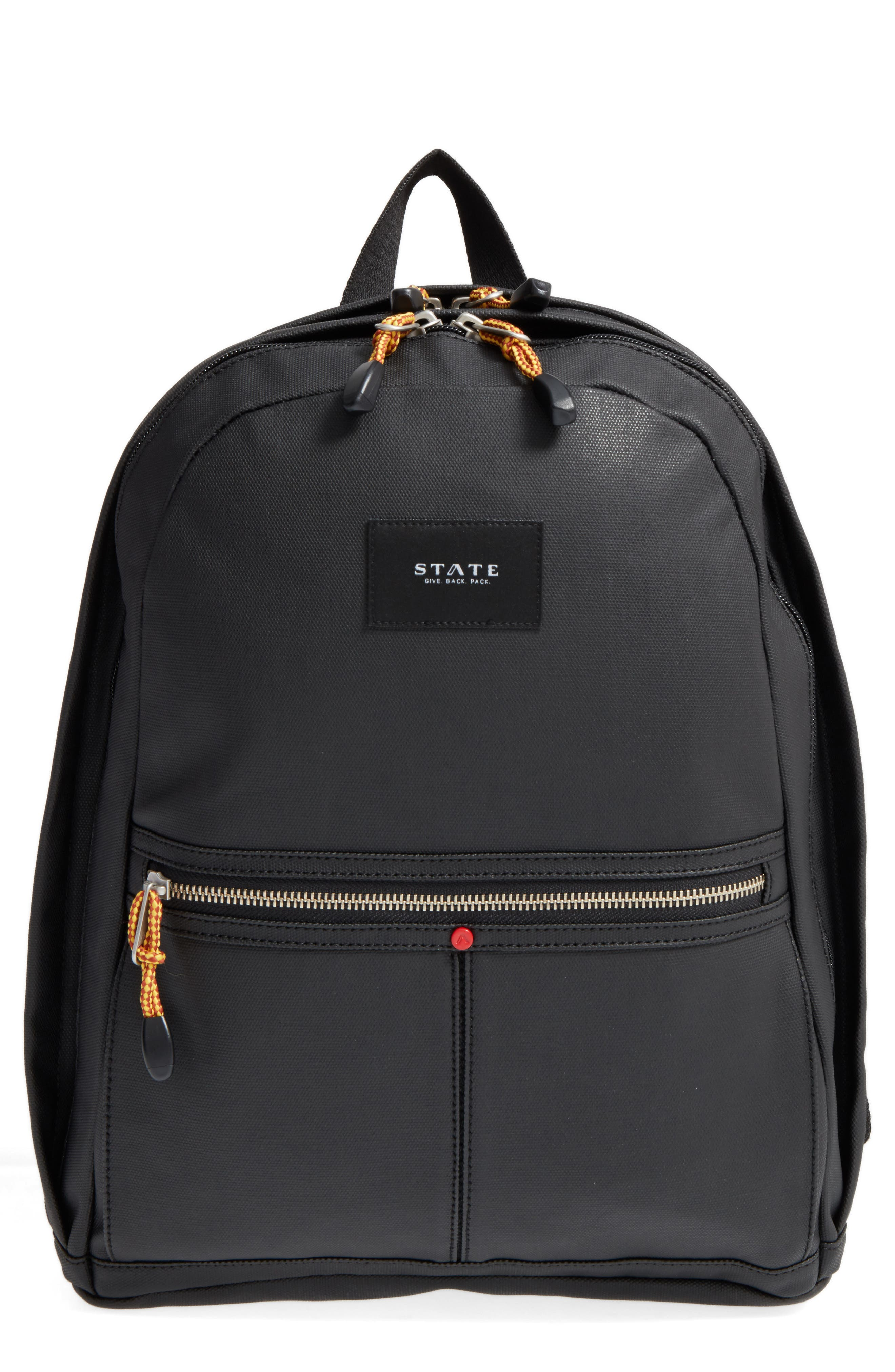 Alternate Image 1 Selected - STATE Bags Greenpoint Kent Backpack