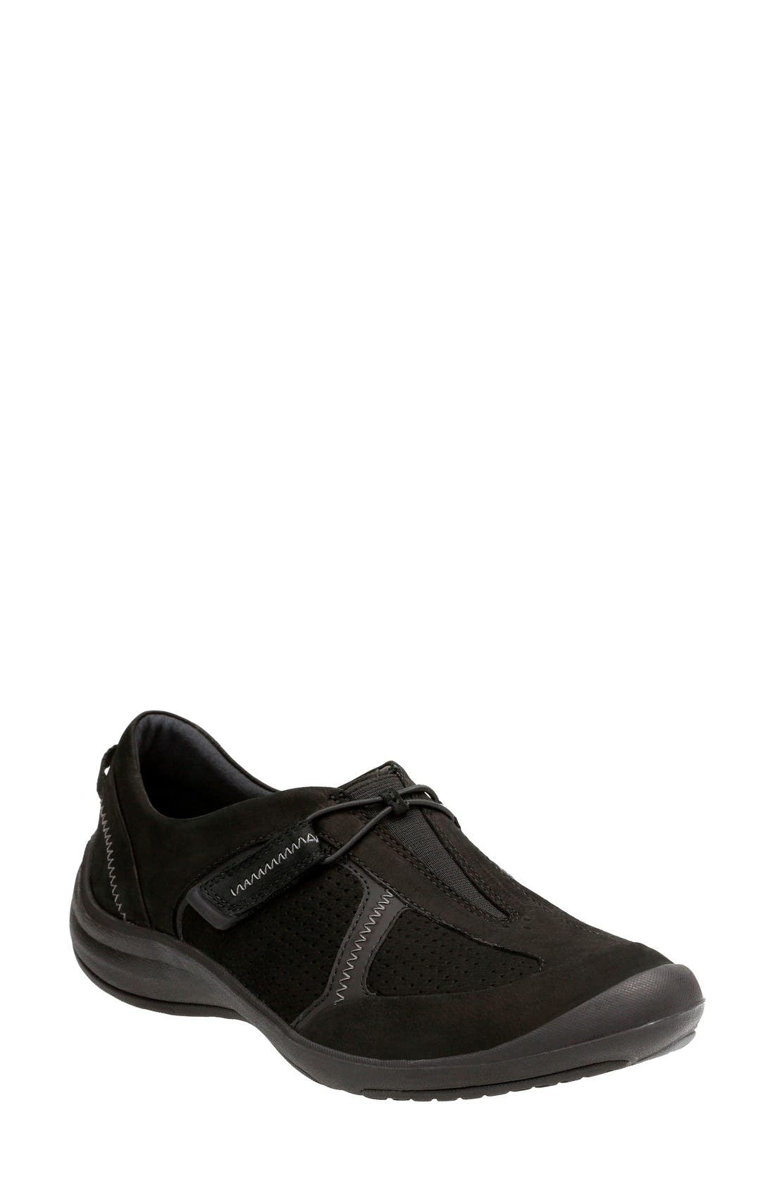 Clarks® 'Asney' Slip-On Sneaker (Women)