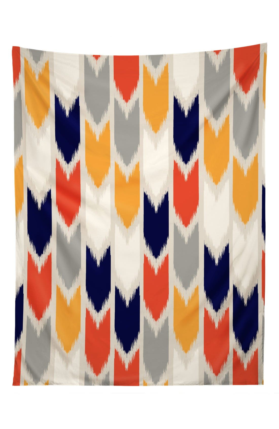 Arrows Tapestry,                         Main,                         color, Yellow/ Multi