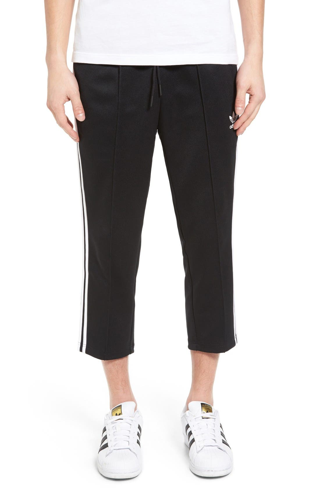 adidas Originals Superstar Relaxed Crop Track Pants