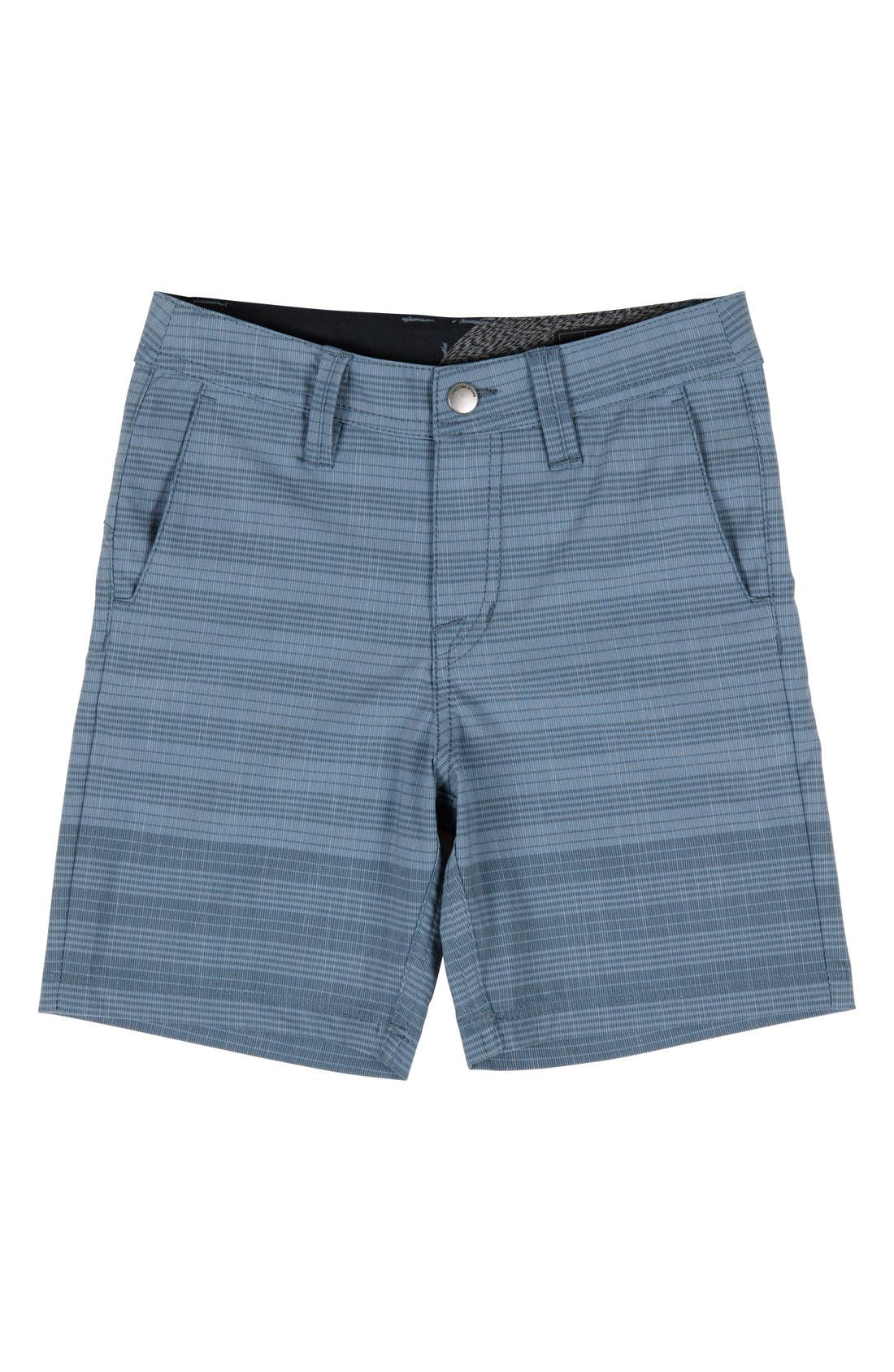 Main Image - Volcom Surf N' Turf Hybrid Shorts (Toddler Boys & Little Boys)