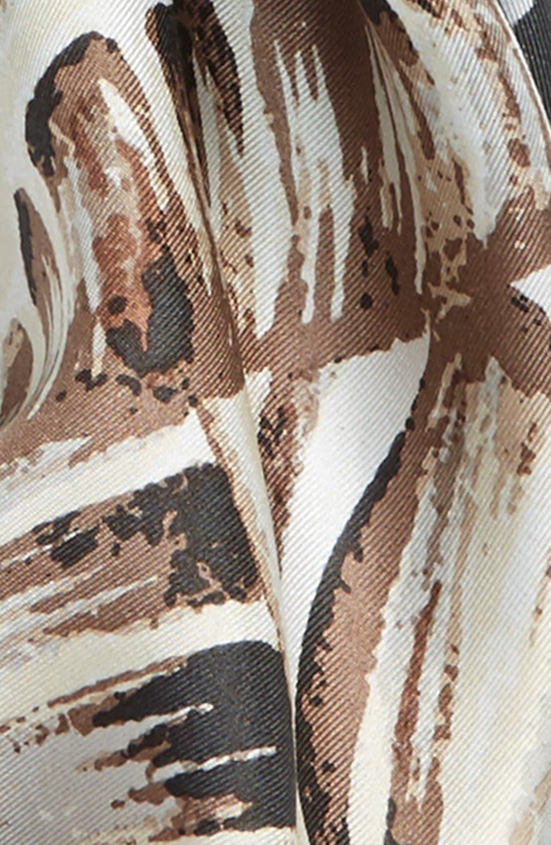 Alternate Image 3  - Echo Palm Silk Scarf