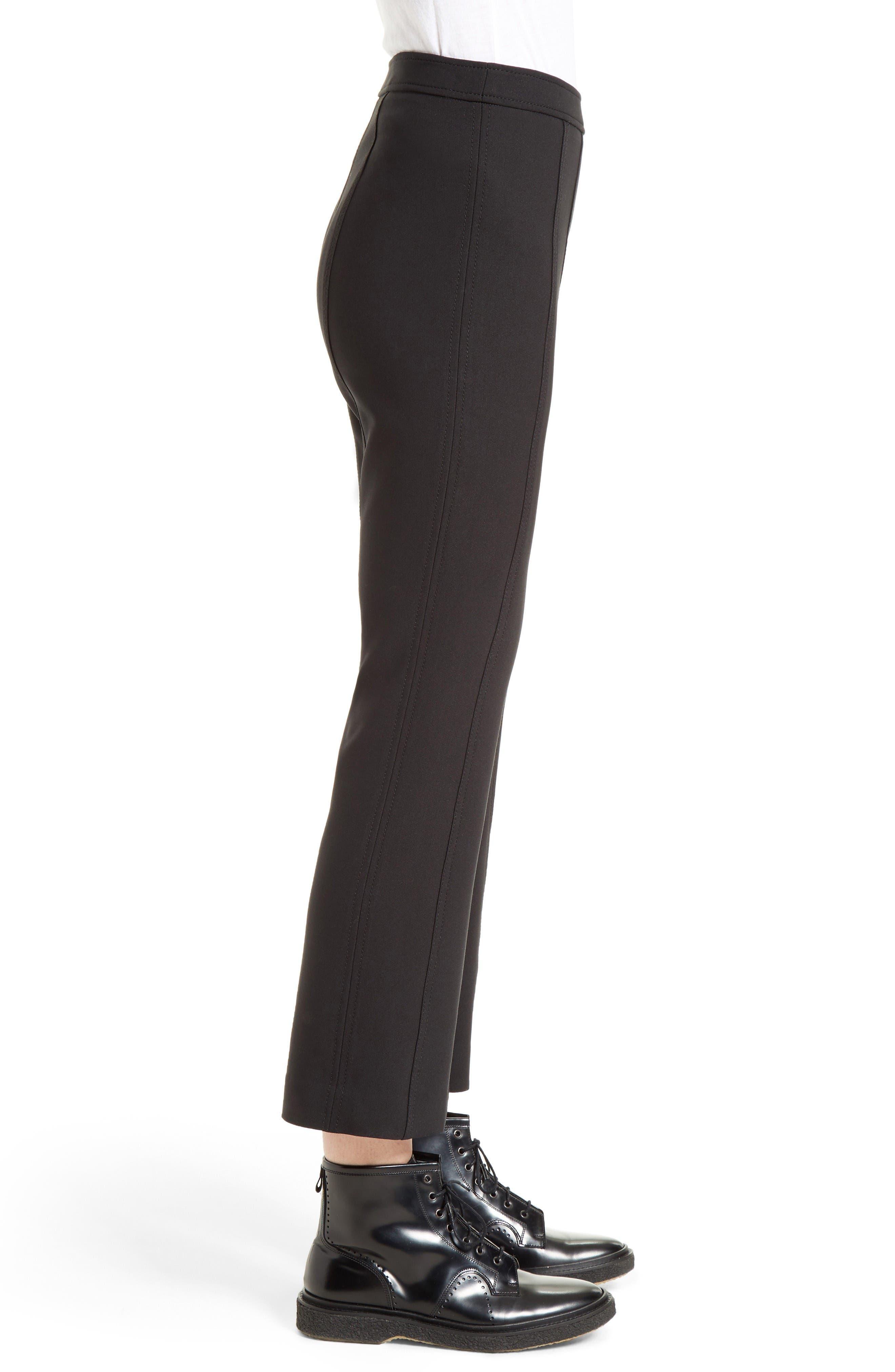 Alternate Image 3  - Cinq à Sept Tinsley Crop Flare Pants