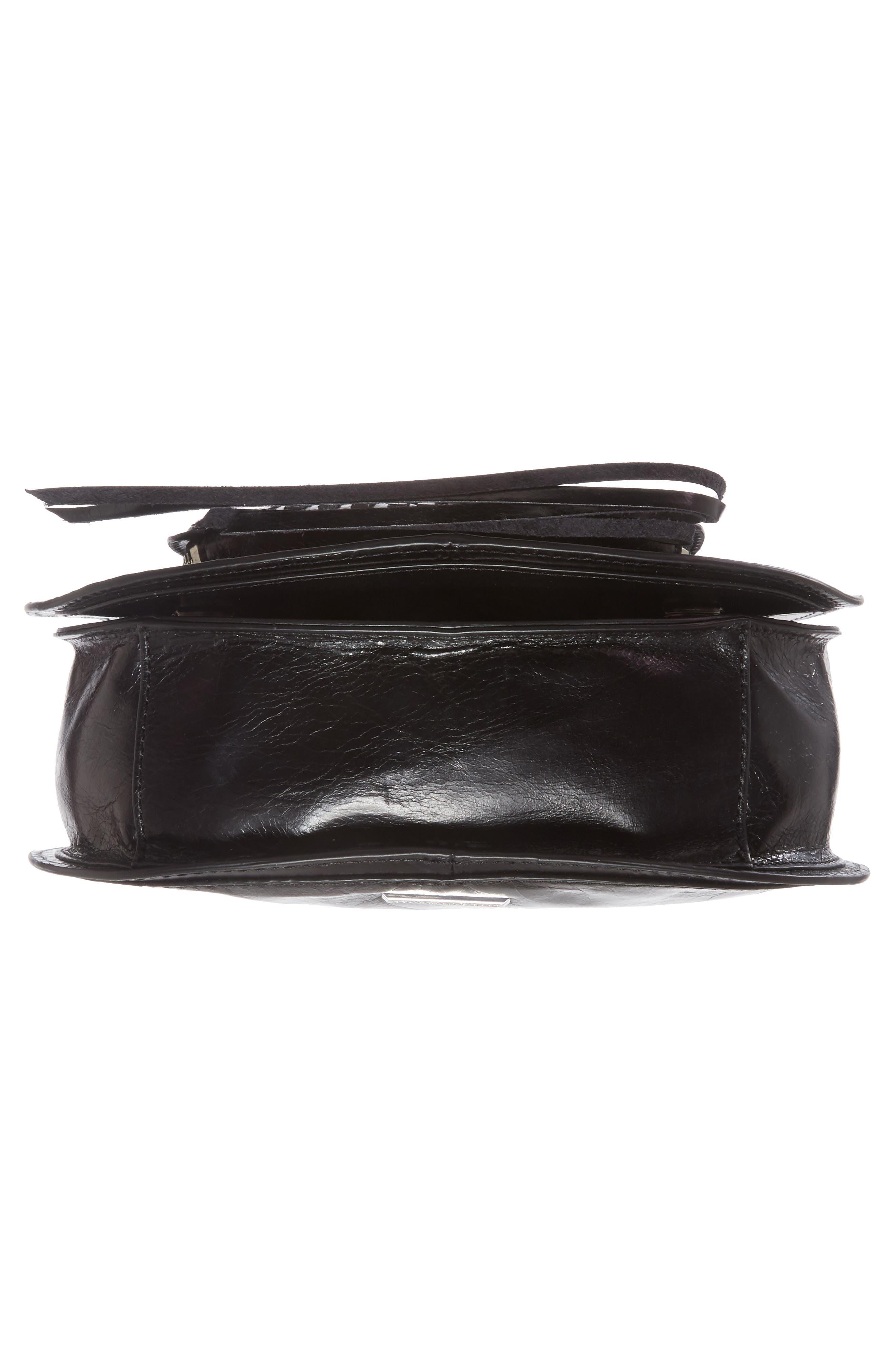Alternate Image 6  - Rebecca Minkoff Small Vanity Leather Saddle Bag