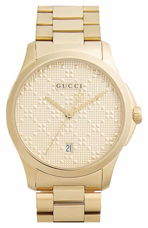 b583a22f8277 Gucci Round Bracelet Watch