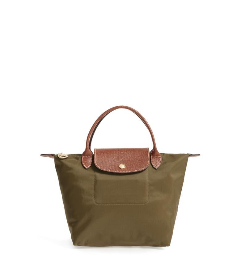 longchamp 39 mini le pliage 39 handbag nordstrom. Black Bedroom Furniture Sets. Home Design Ideas