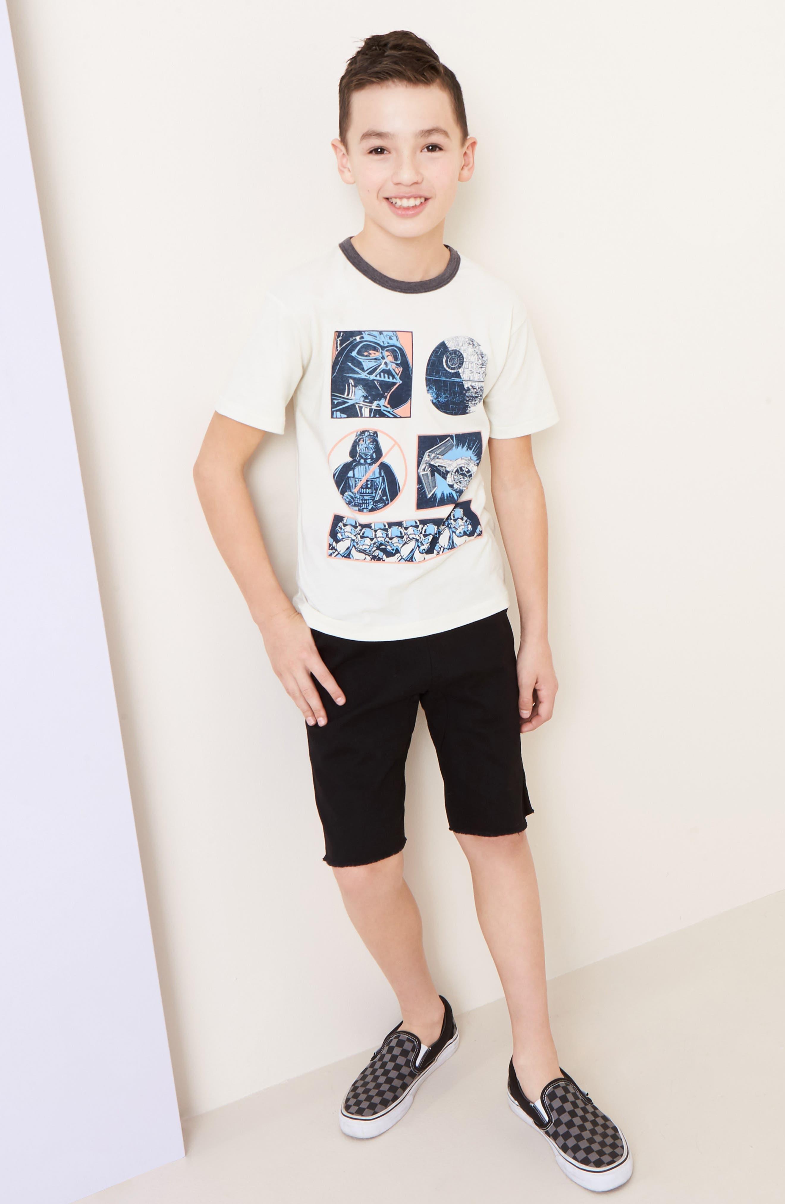 Alternate Image 4  - Tucker + Tate Jogger Shorts (Big Boys)