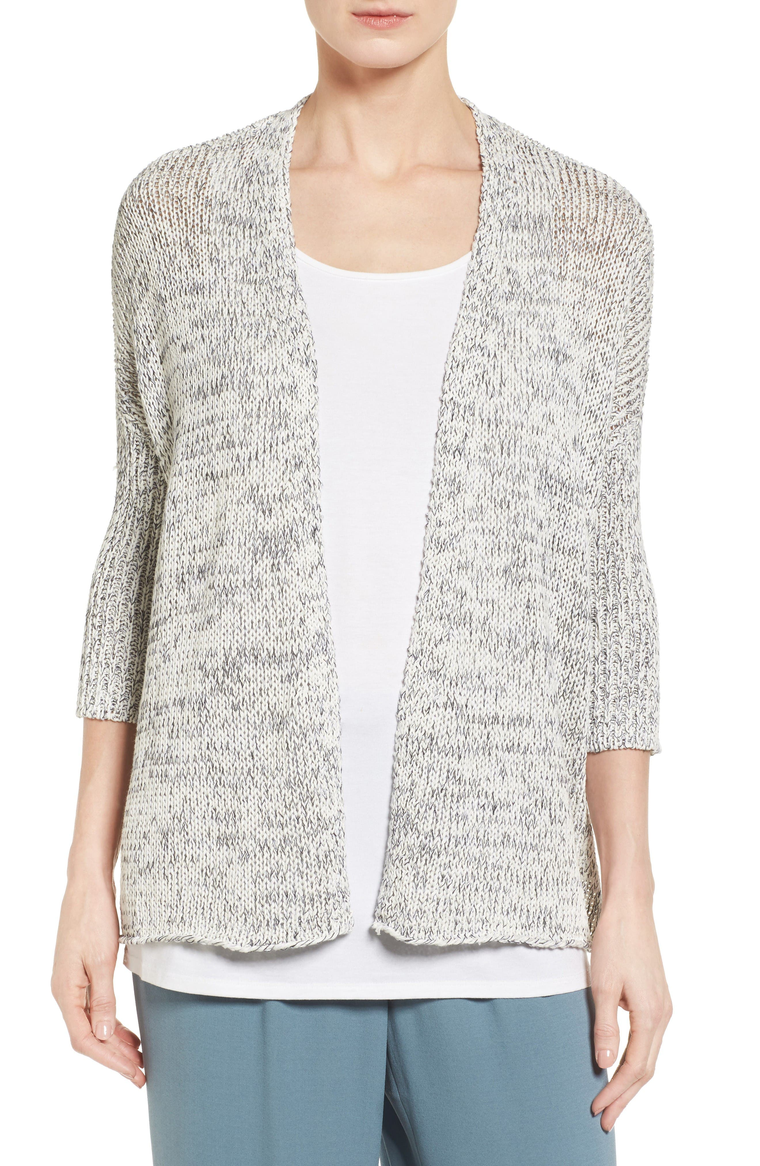 Eileen Fisher Boxy Cardigan