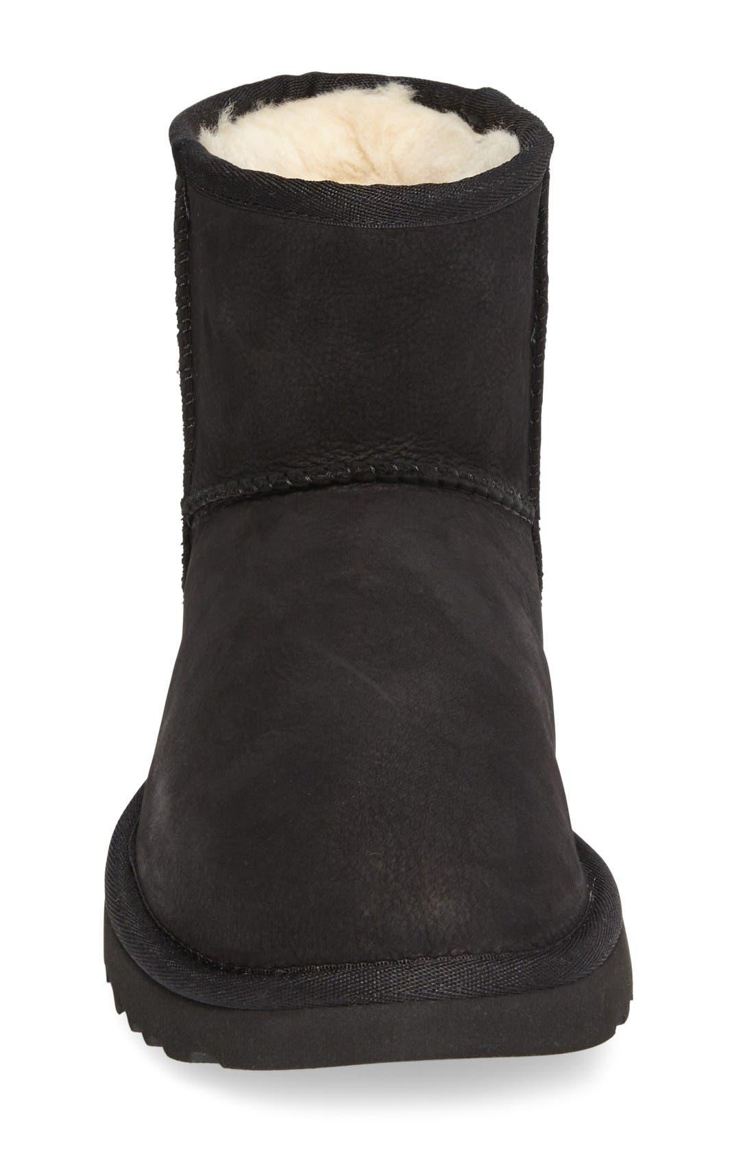 Alternate Image 3  - UGG® Classic Mini Snake Boot (Women)