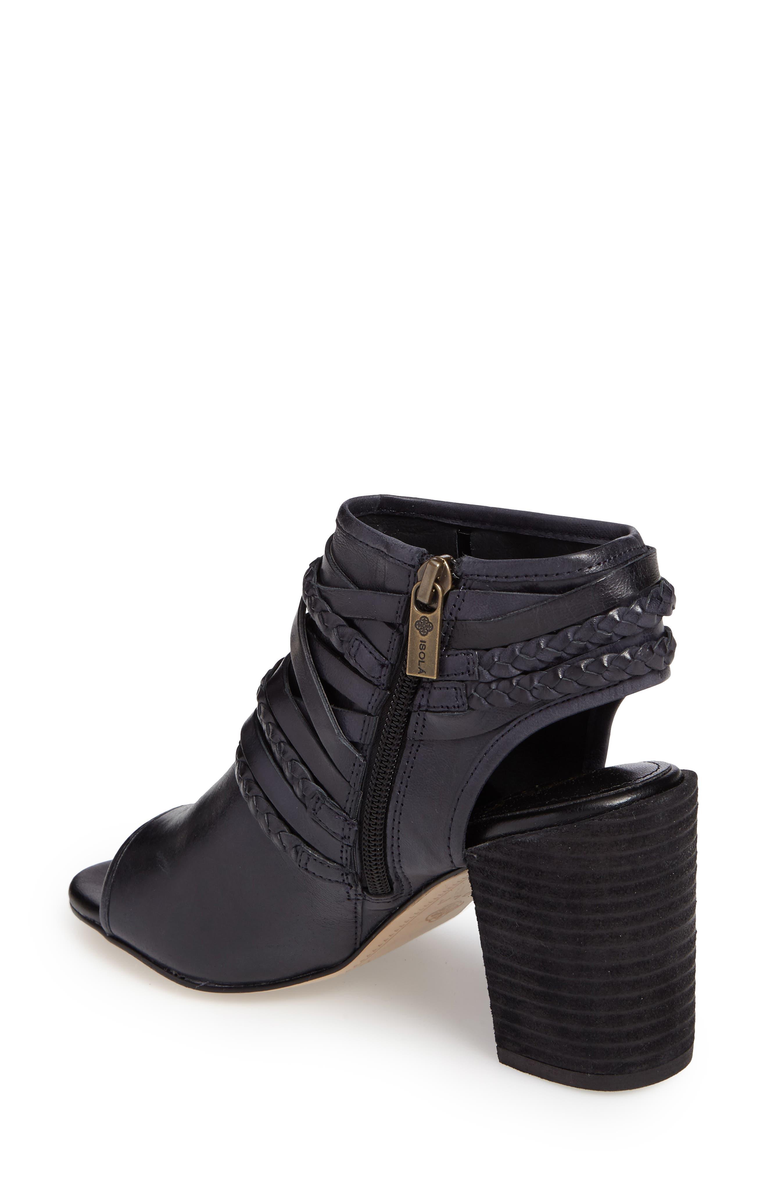 Alternate Image 2  - Isolá Leonora Strappy Block Heel Sandal (Women)
