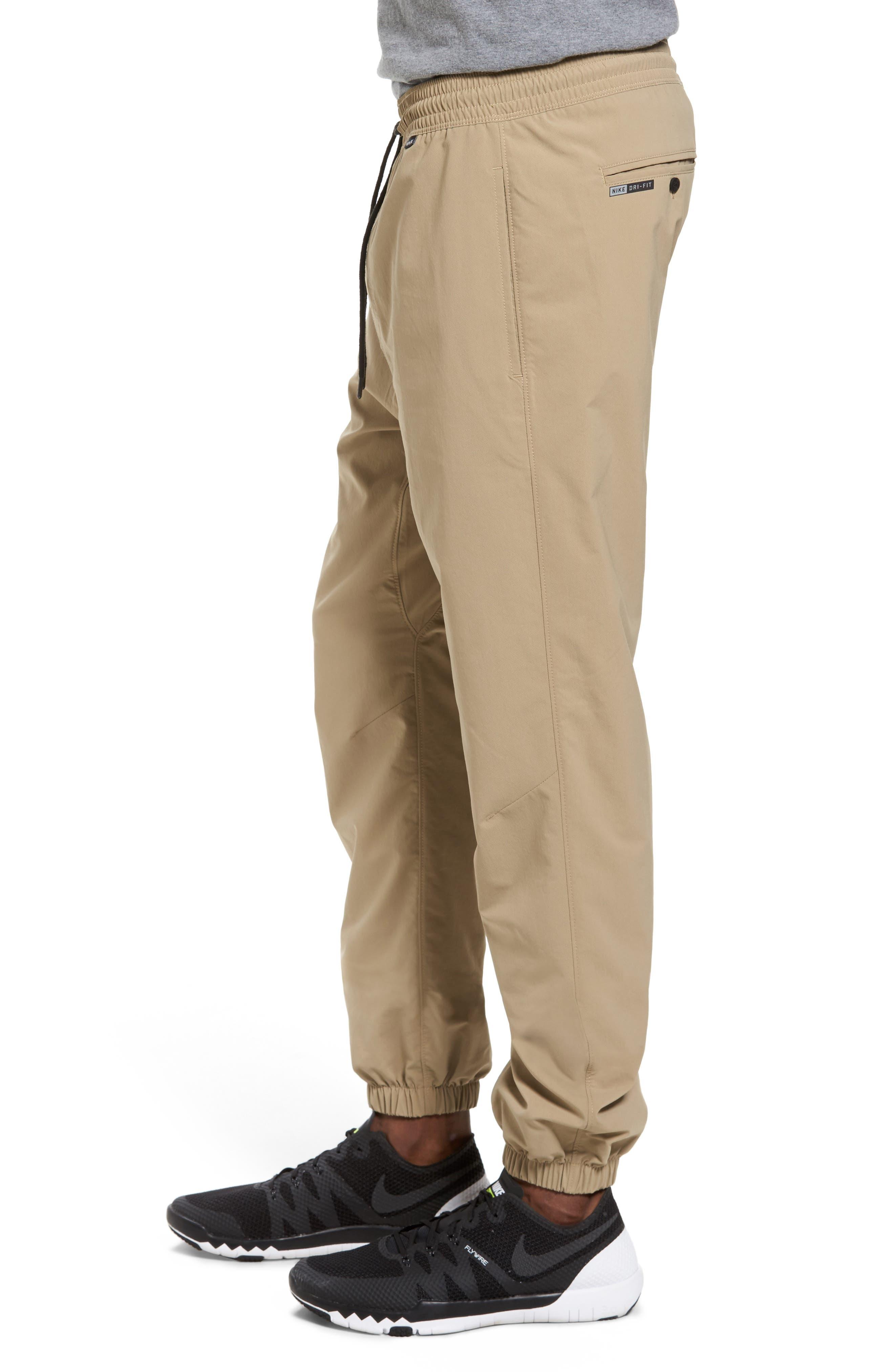 Alternate Image 3  - Hurley Dri-FIT Jogger Pants