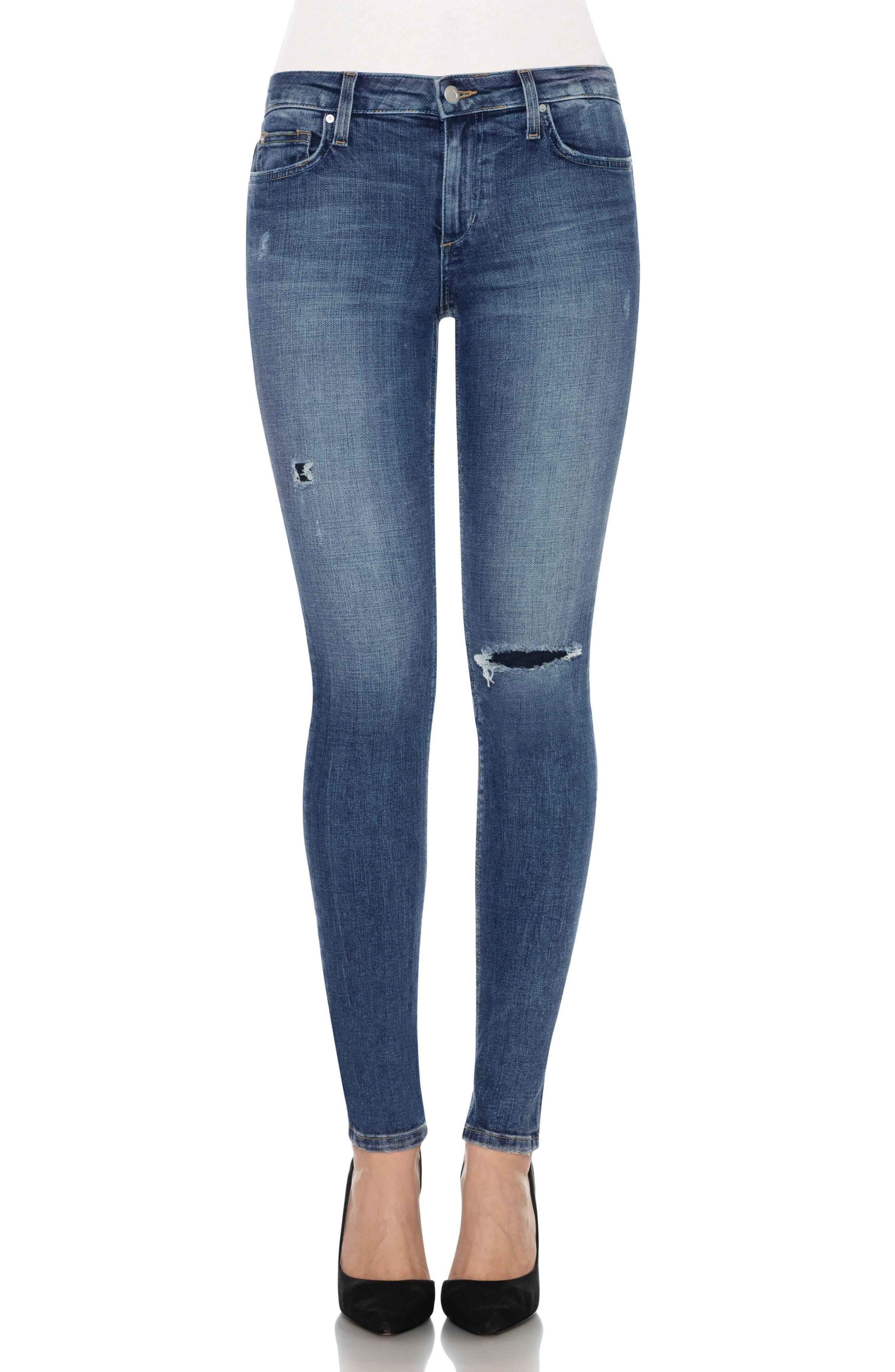 Main Image - Joe's Icon Skinny Jeans (Neelam)