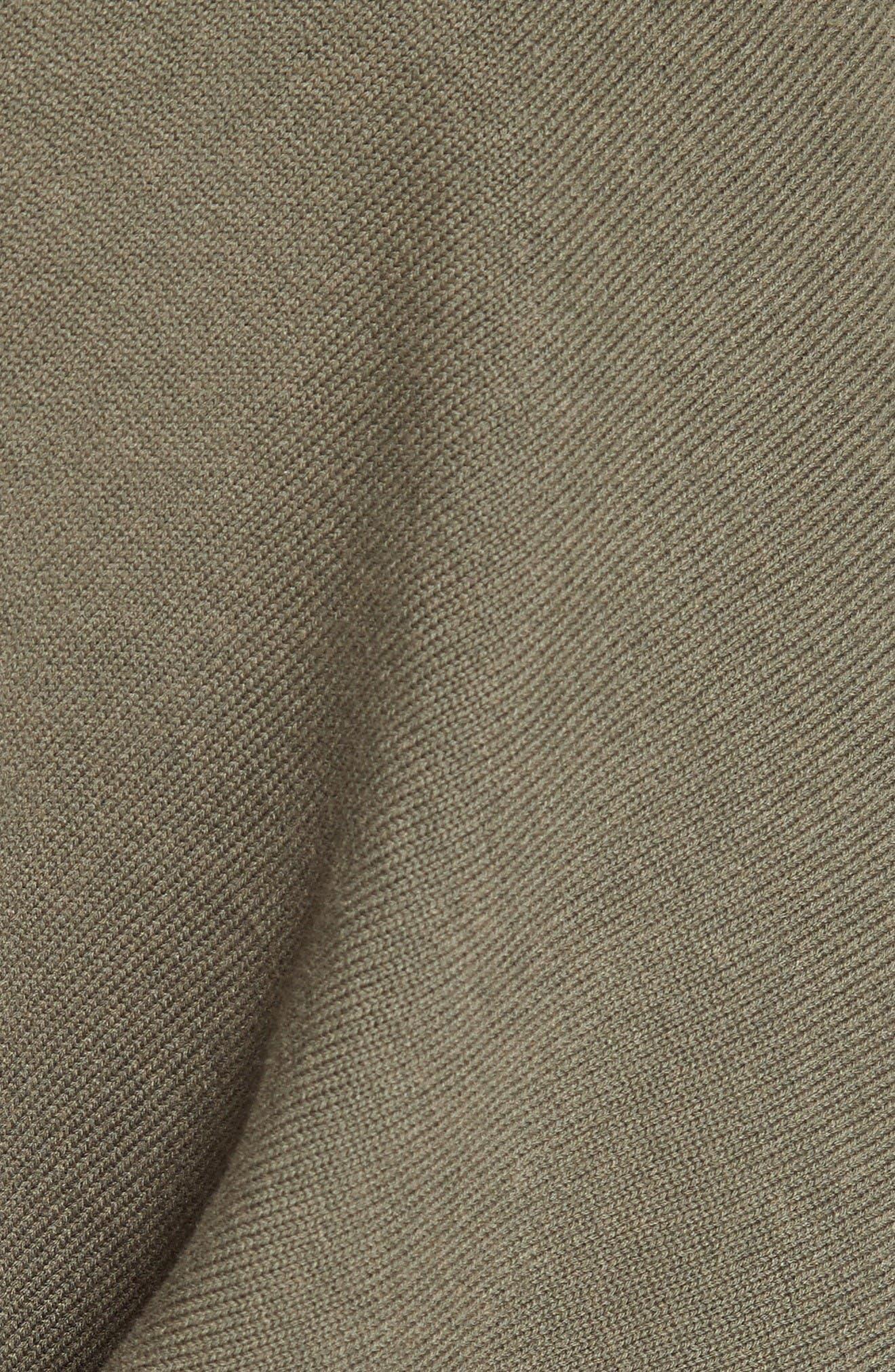 Alternate Image 6  - JOSEPH Tie Detail V-Neck Sweater