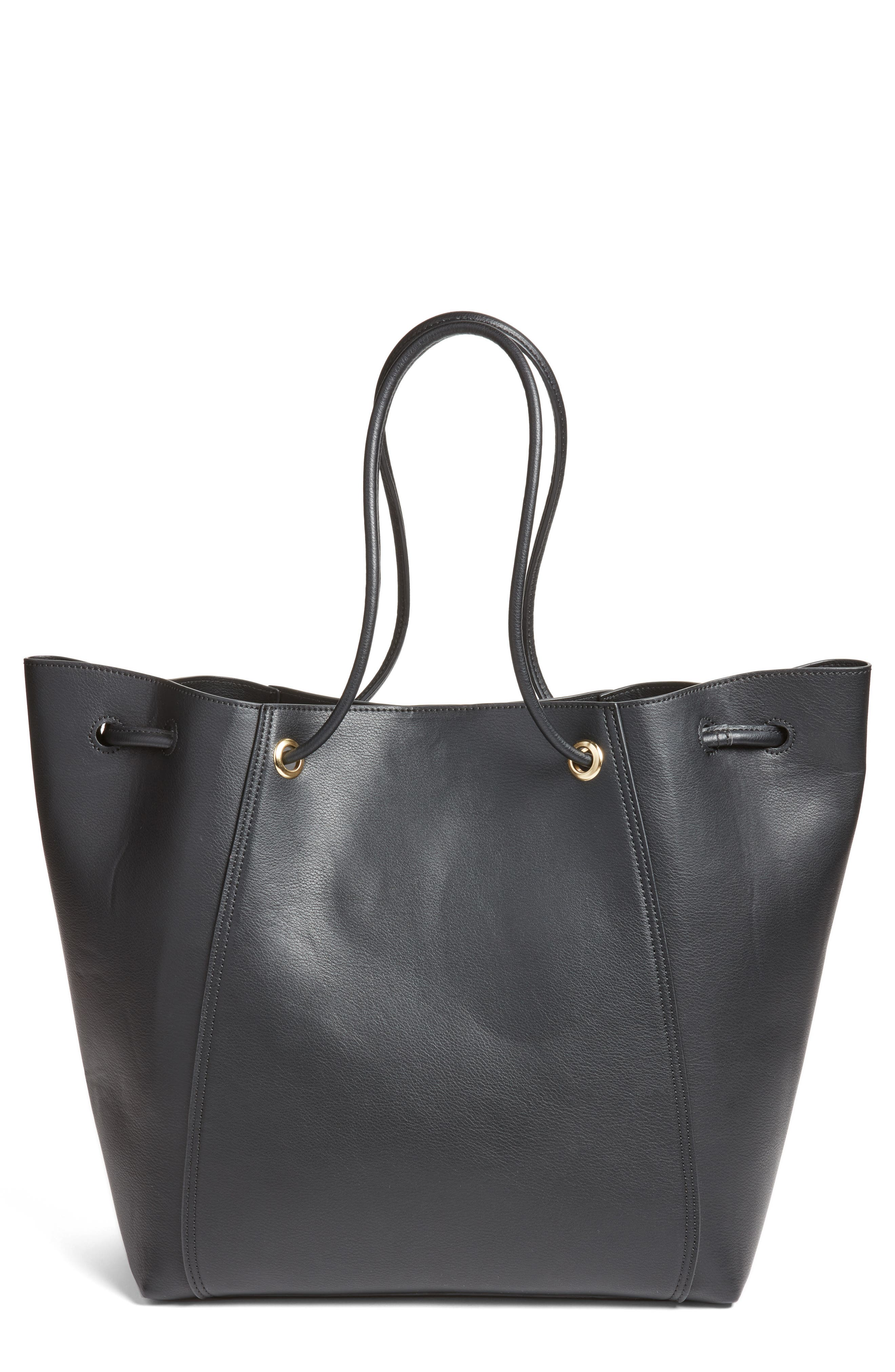 Phase 3 Faux Leather Tote