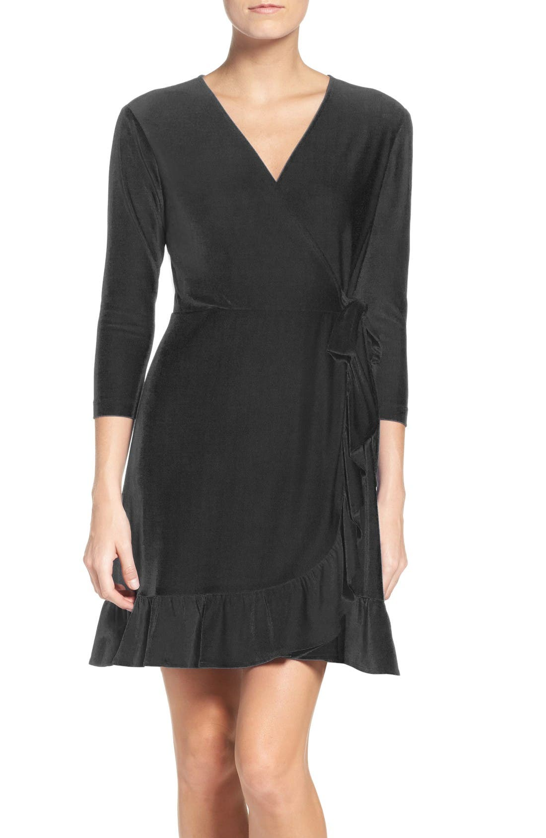 Main Image - ECI Wrap Dress