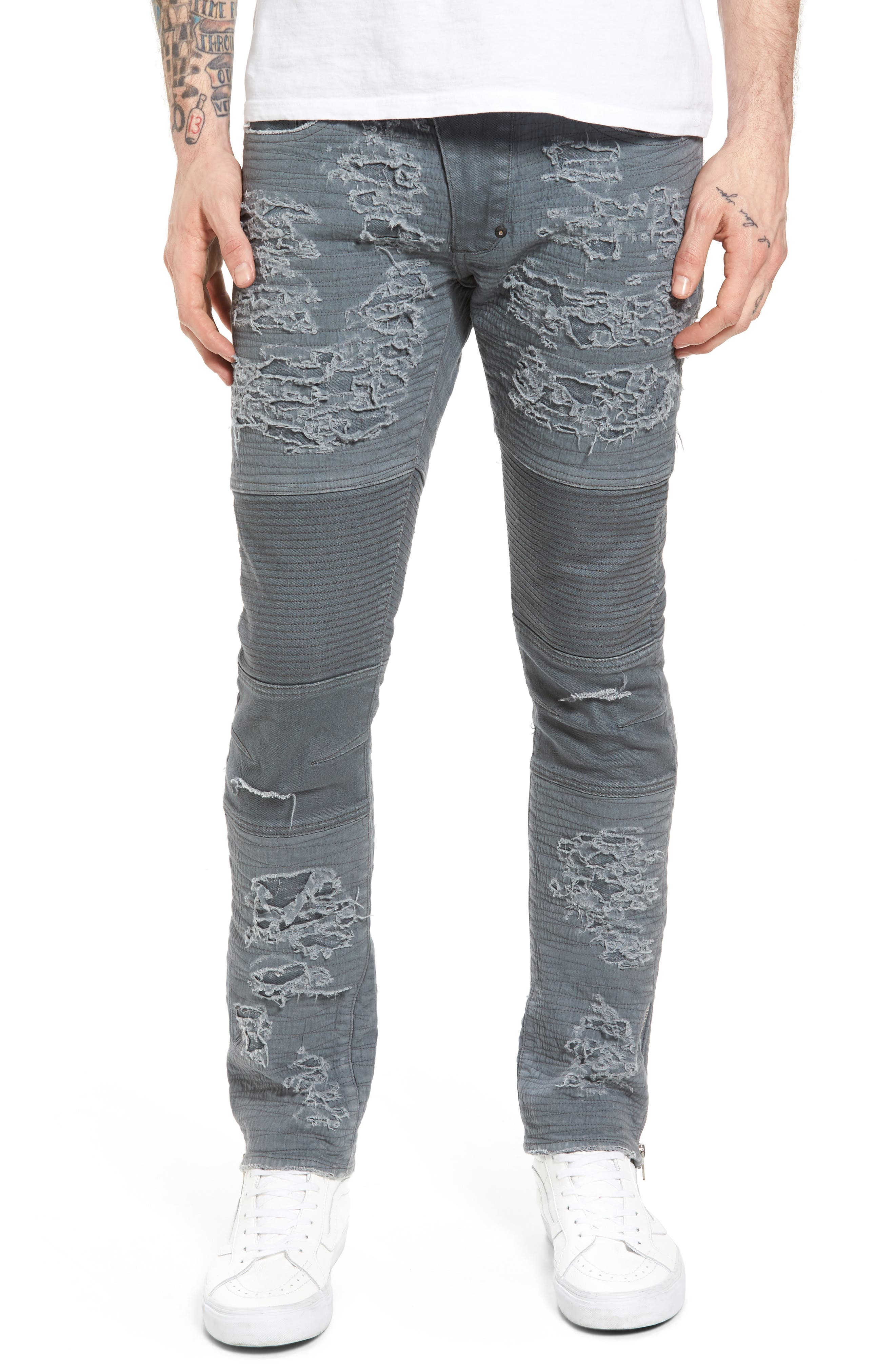 Windsor Slim Fit Jeans,                         Main,                         color, Dark Grey