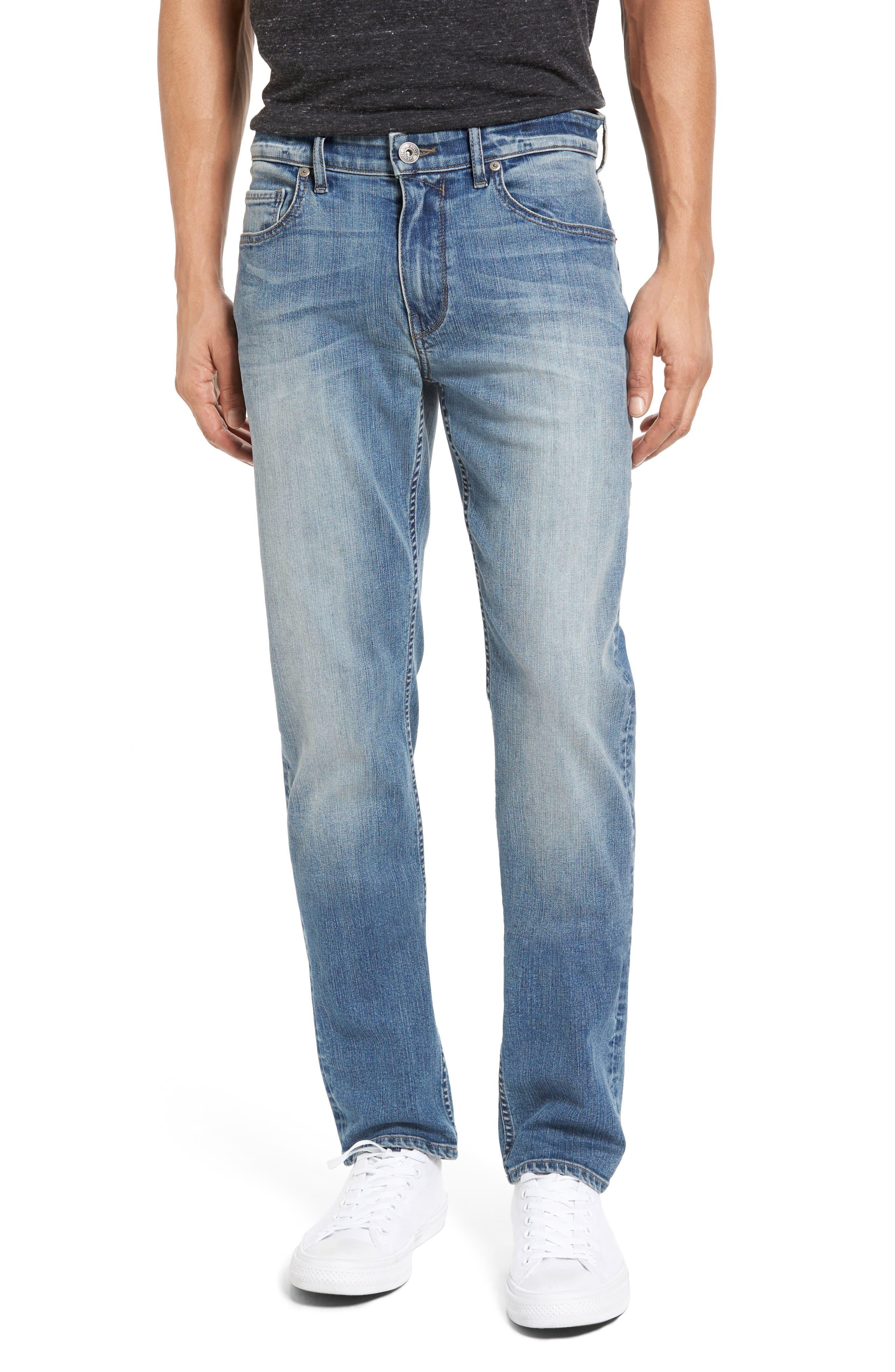 PAIGE Federal LEGACY Slim Straight Leg Jeans (Jesse)