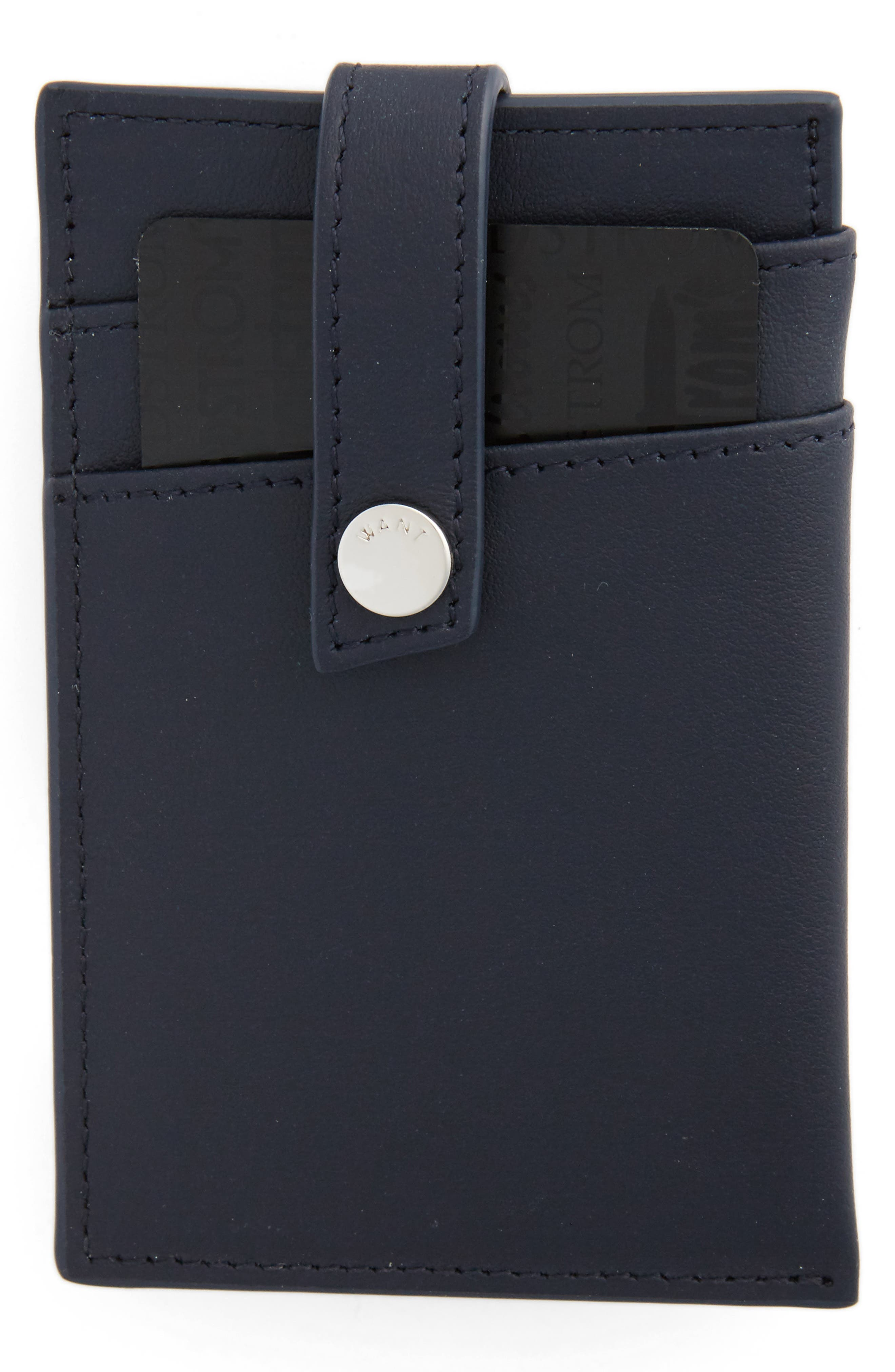 WANT LES ESSENTIELS 'Kennedy' Money Clip Wallet