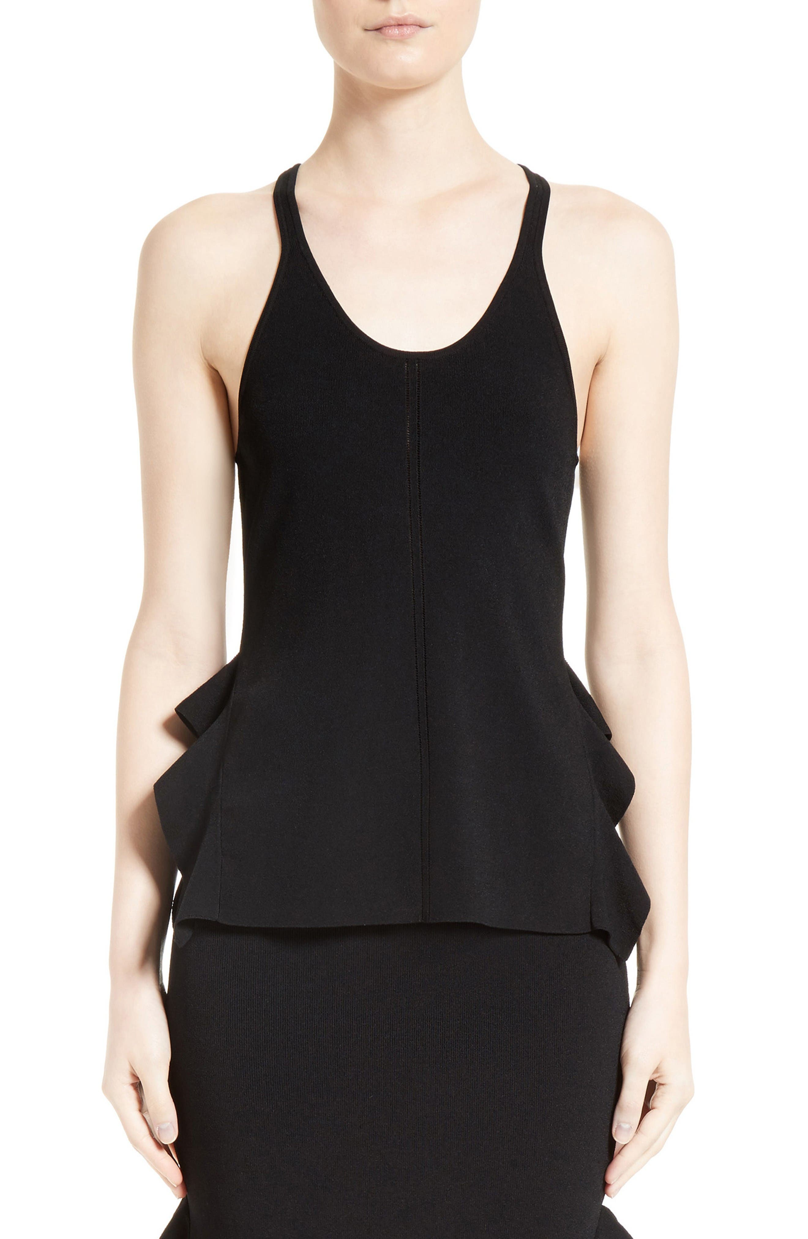 Alternate Image 1 Selected - Opening Ceremony Flounce Tank