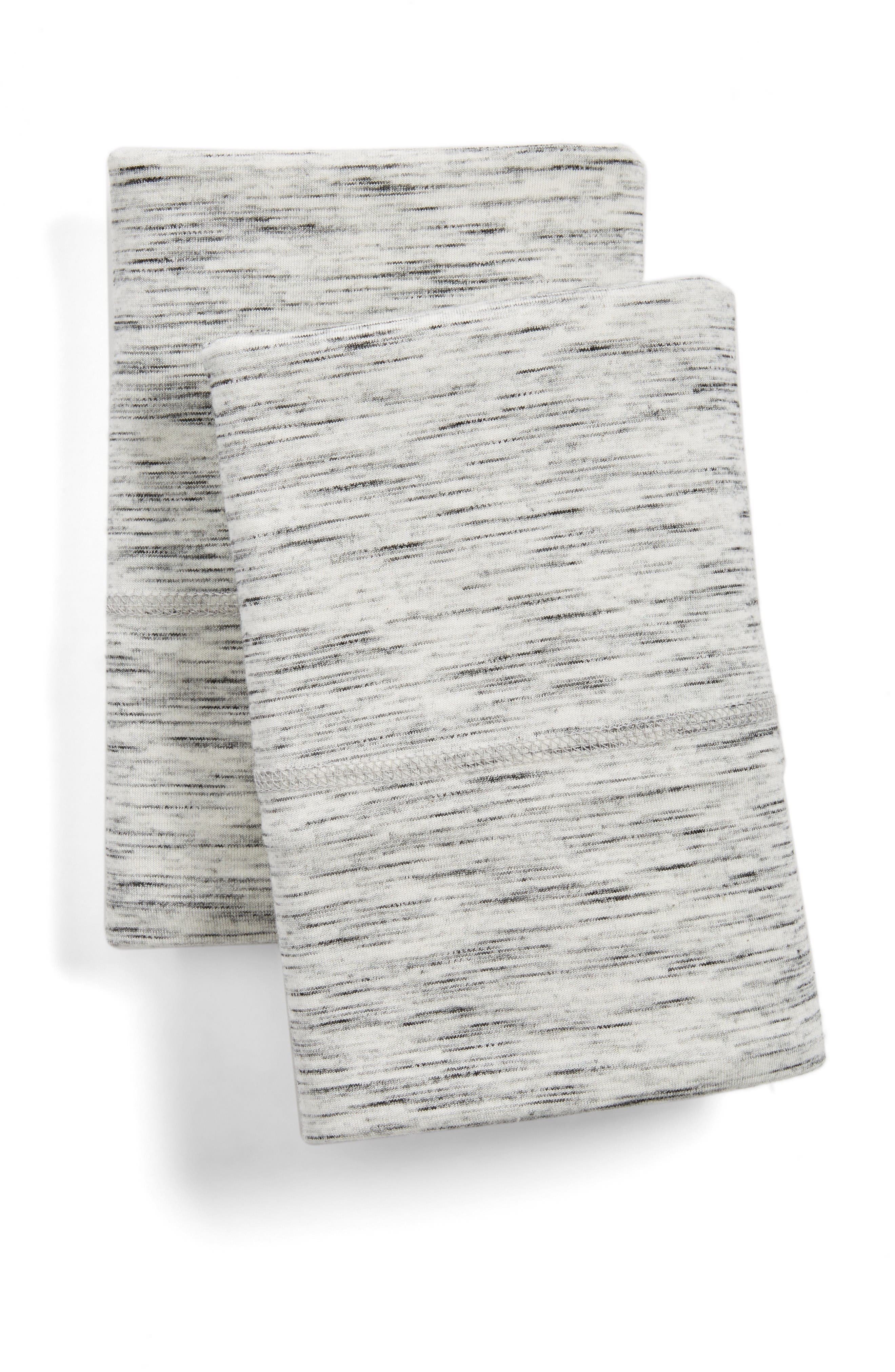 Calvin Klein Strata Pillowcases,                             Main thumbnail 1, color,                             Marble