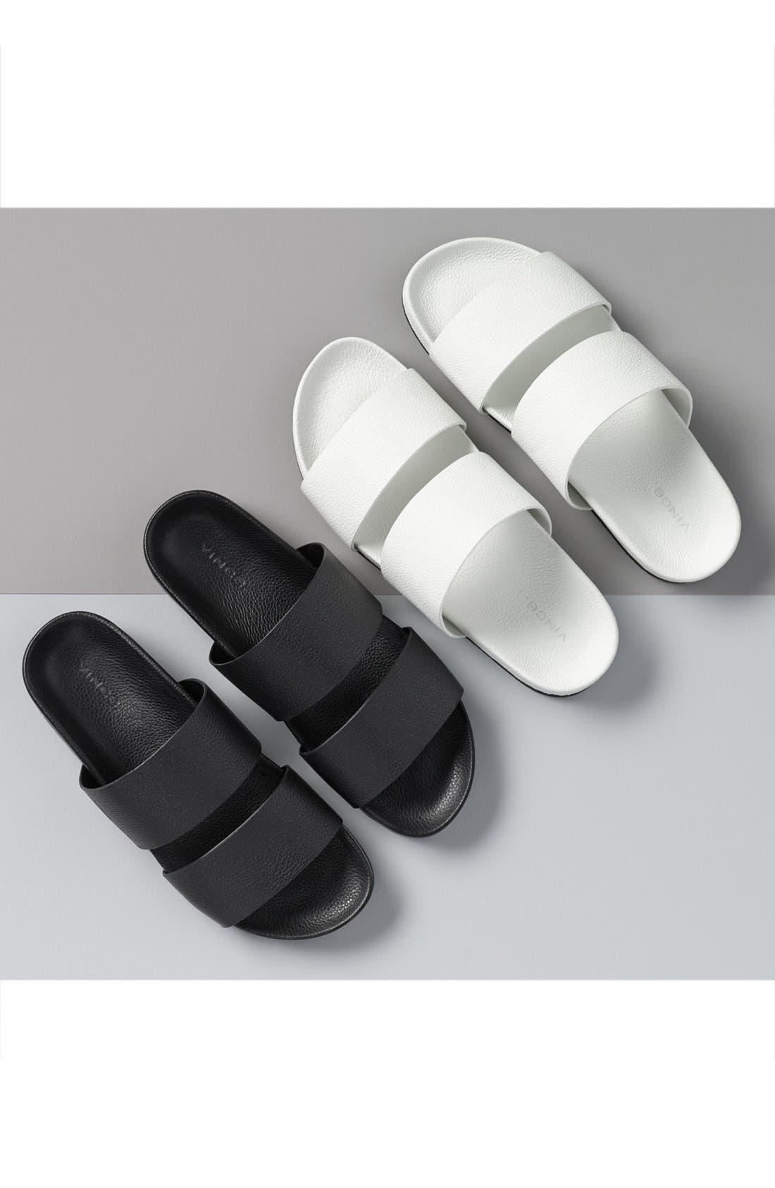 Alternate Image 5  - Vince Georgie Slide Sandal (Women)