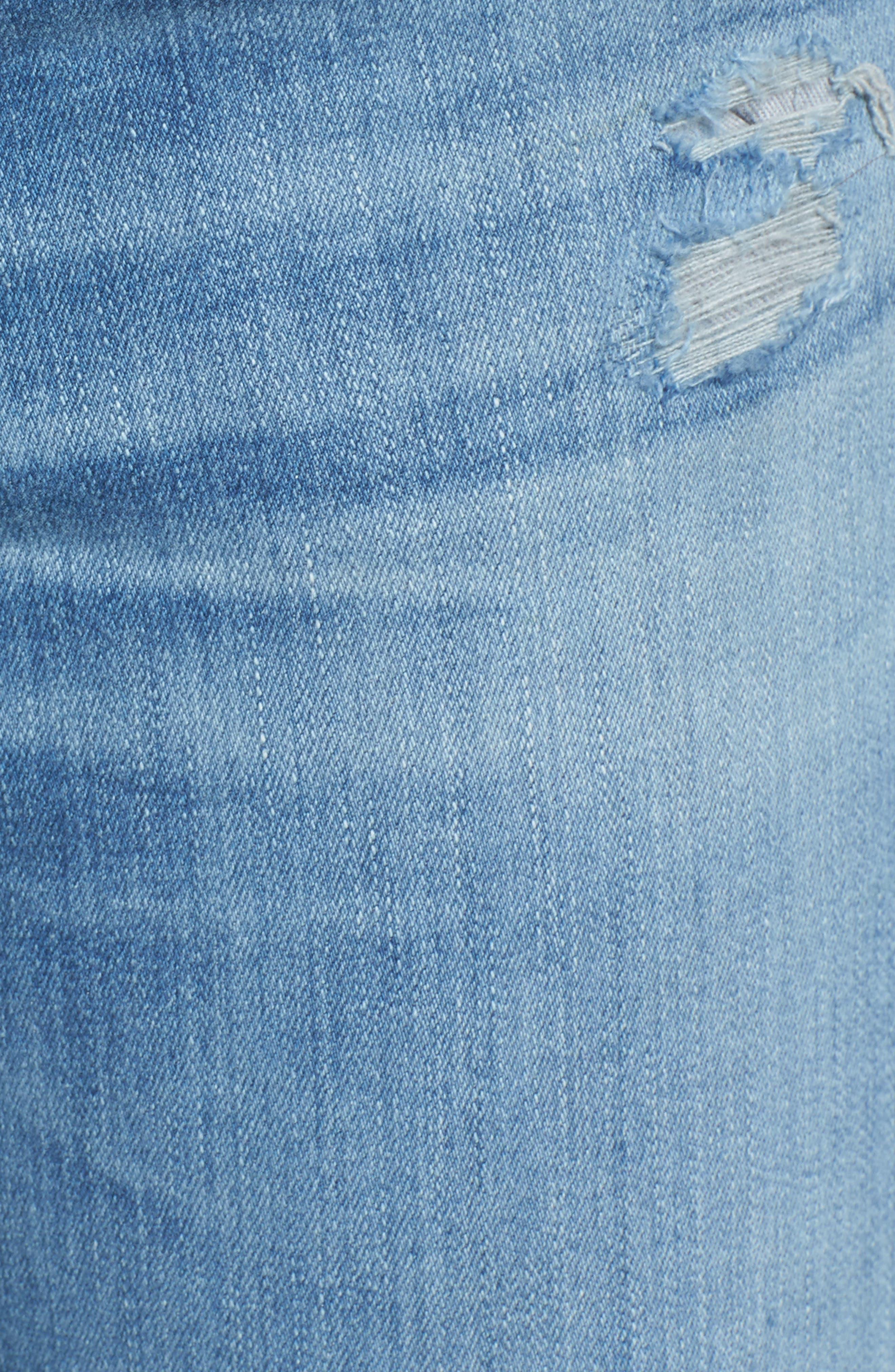 The Ex-Boyfriend Slim Jeans,                             Alternate thumbnail 5, color,                             16 Years Interlude
