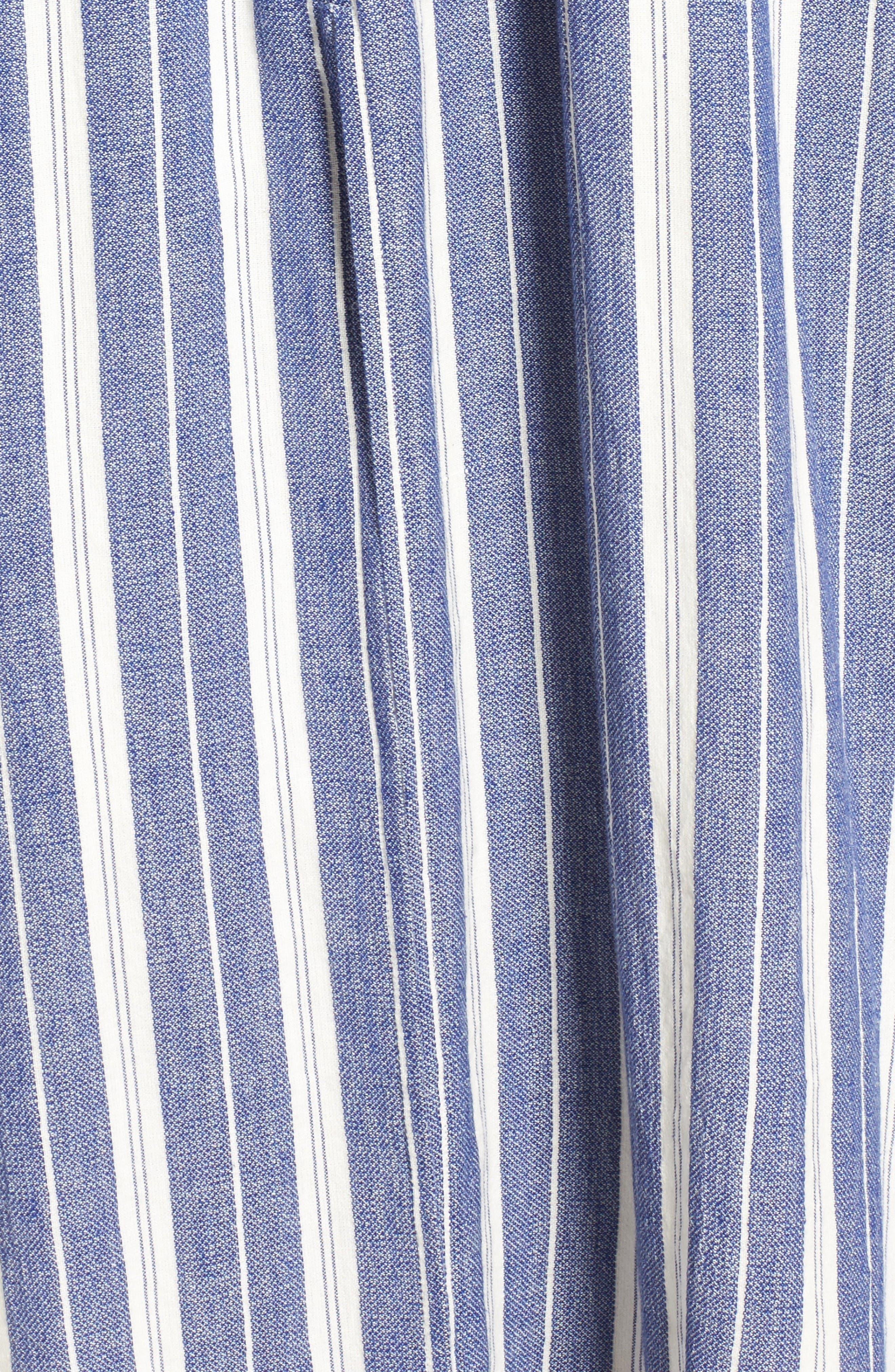 Alternate Image 6  - Tularosa Essie Stripe Maxi Dress