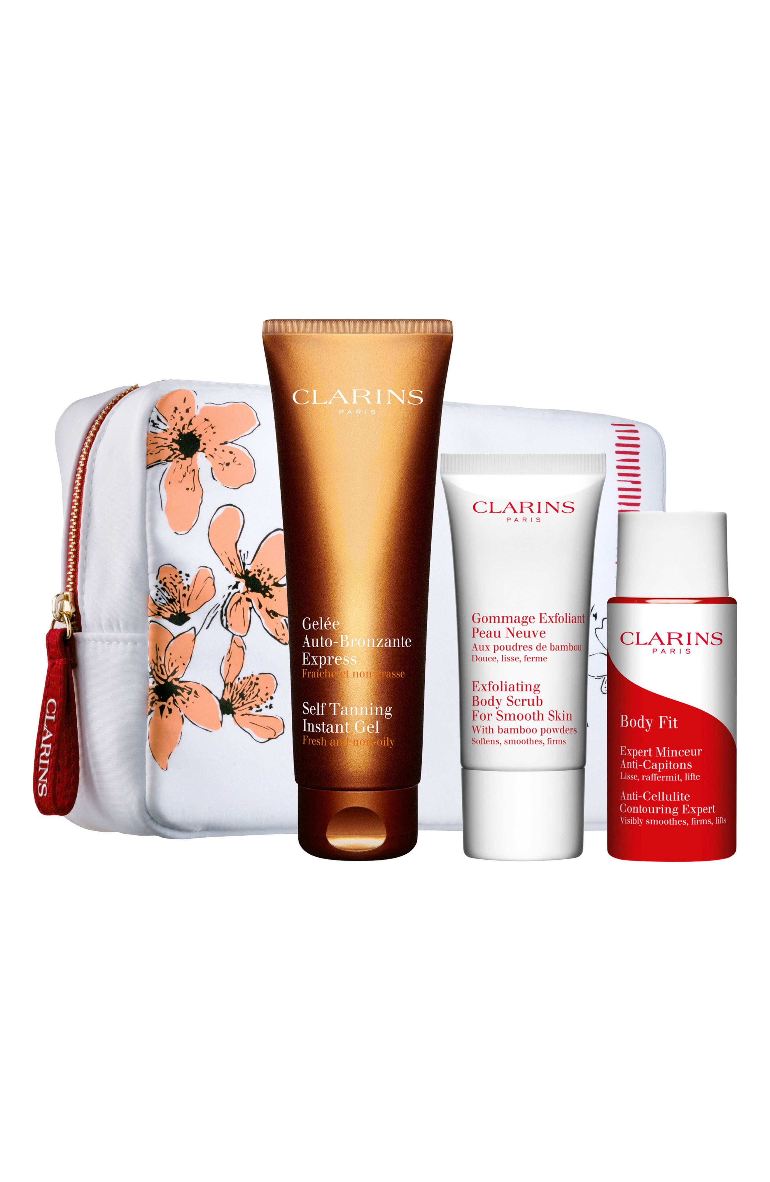 Clarins Instant Gel Self Tan Set
