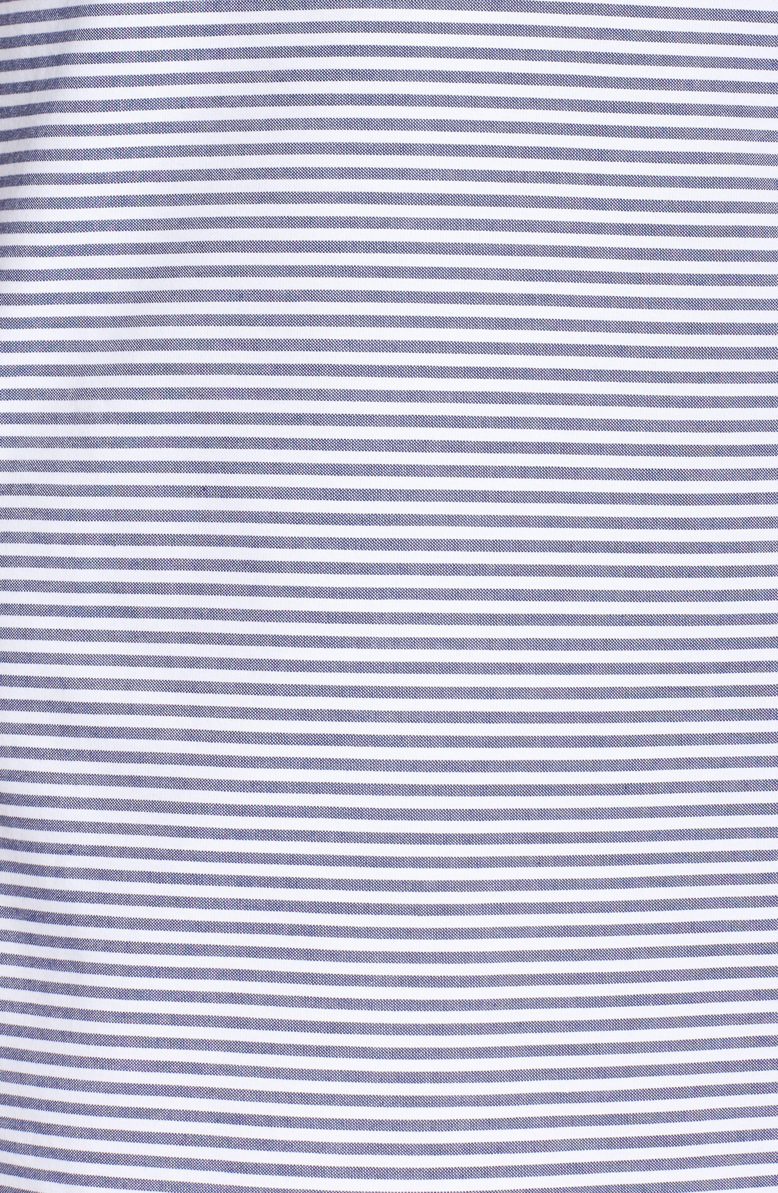 Alternate Image 6  - Chelsea28 Cold Shoulder Shift Dress