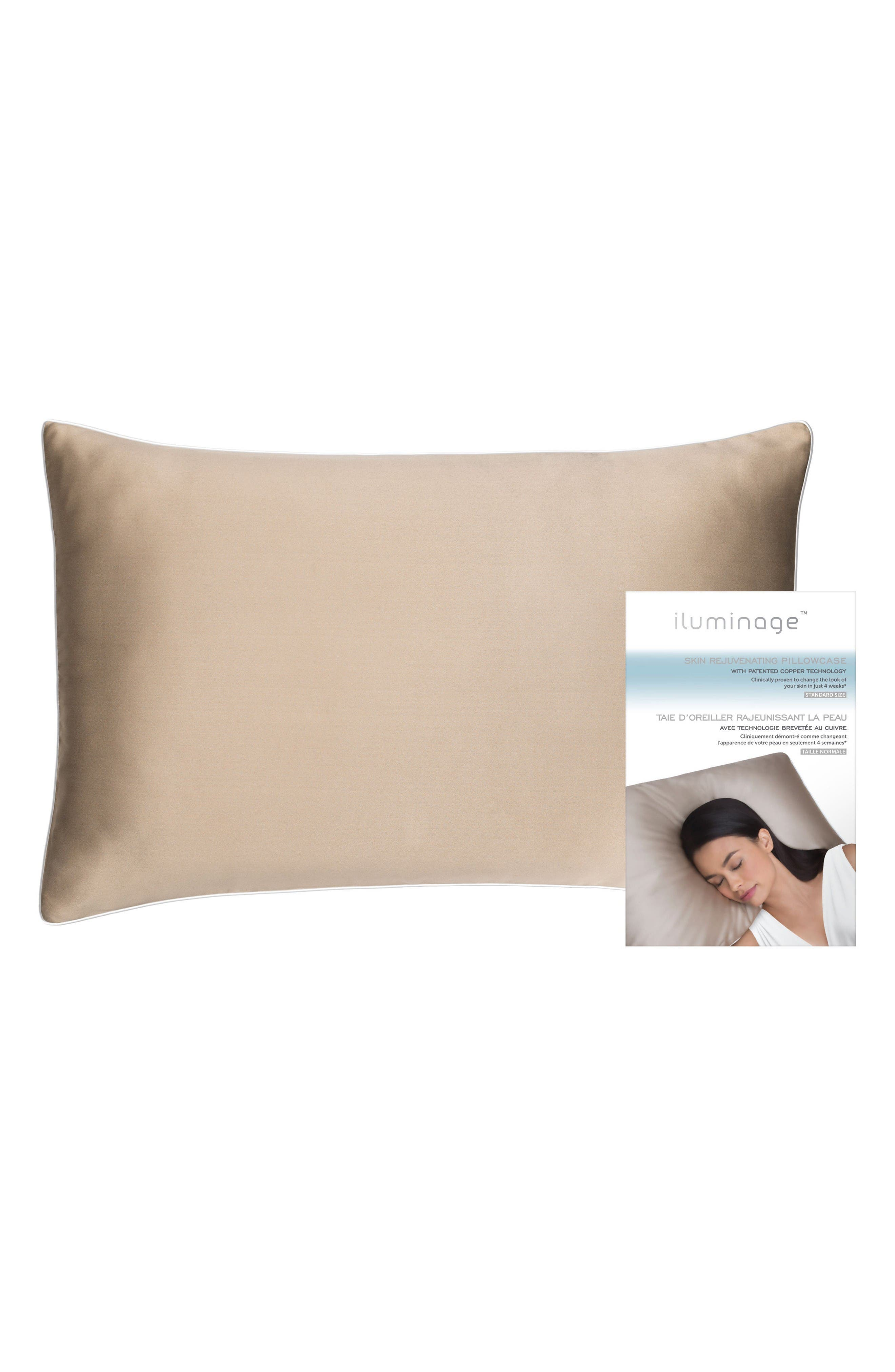 Skin Rejuvenating Pillowcase,                         Main,                         color, No Color