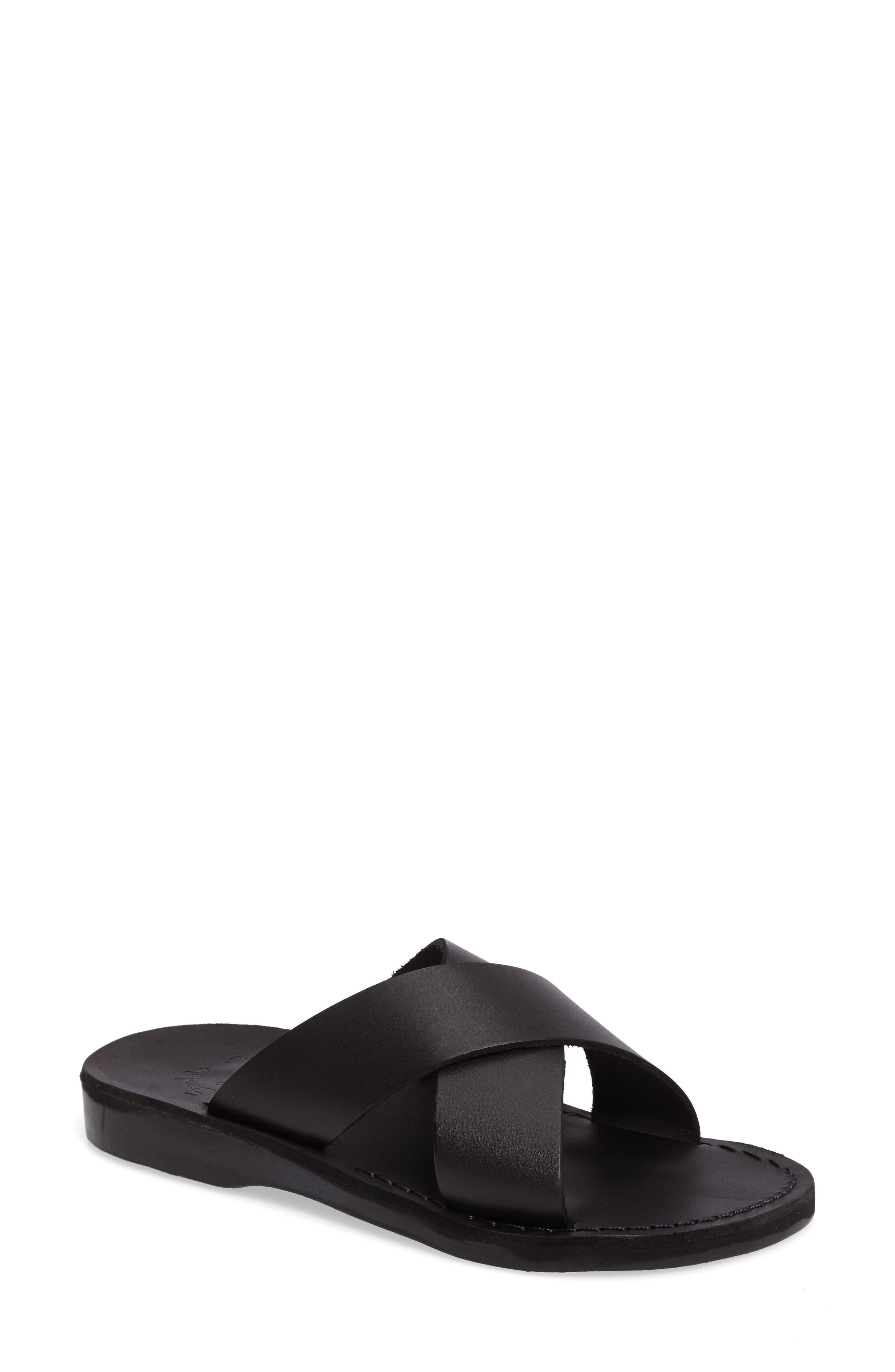 Jerusalem Sandals Elan Crisscross Sandal (Women)