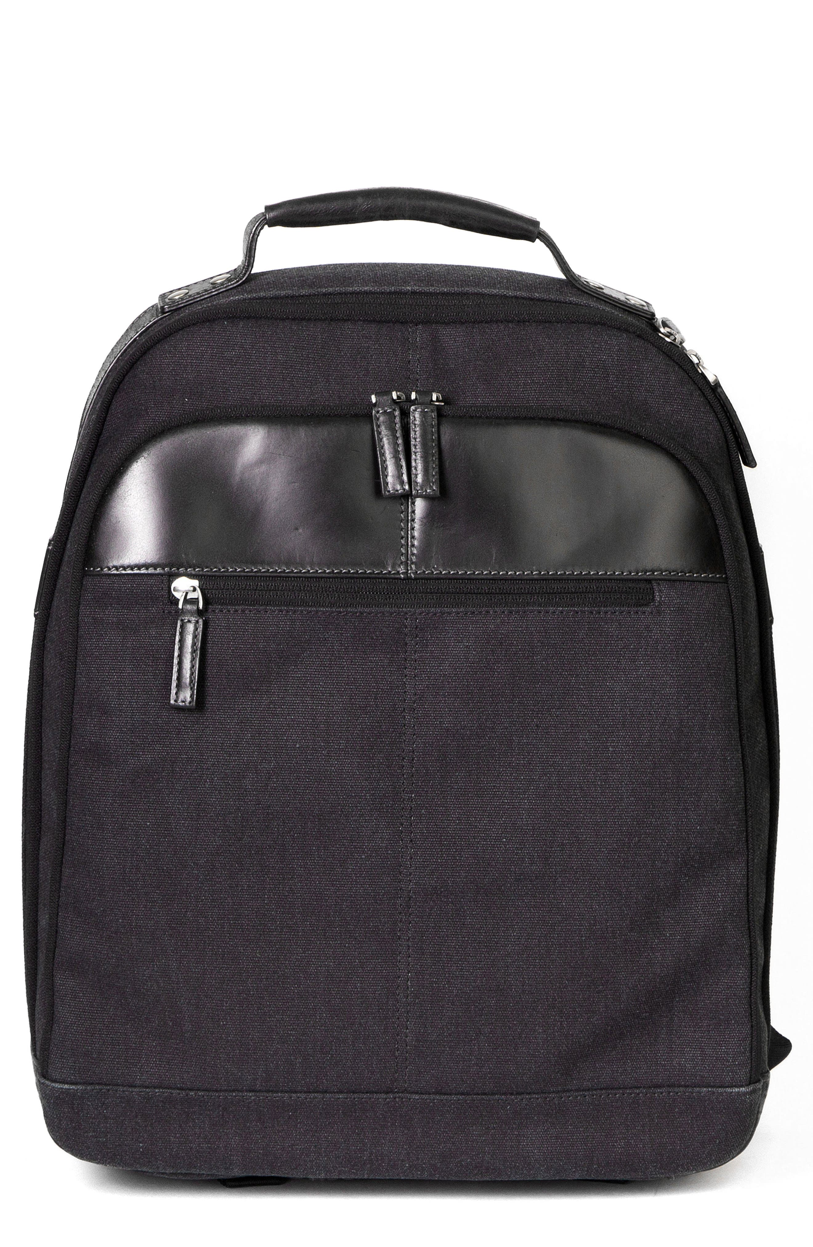 Alternate Image 1 Selected - Boconi 'Bryant LTE' Backpack