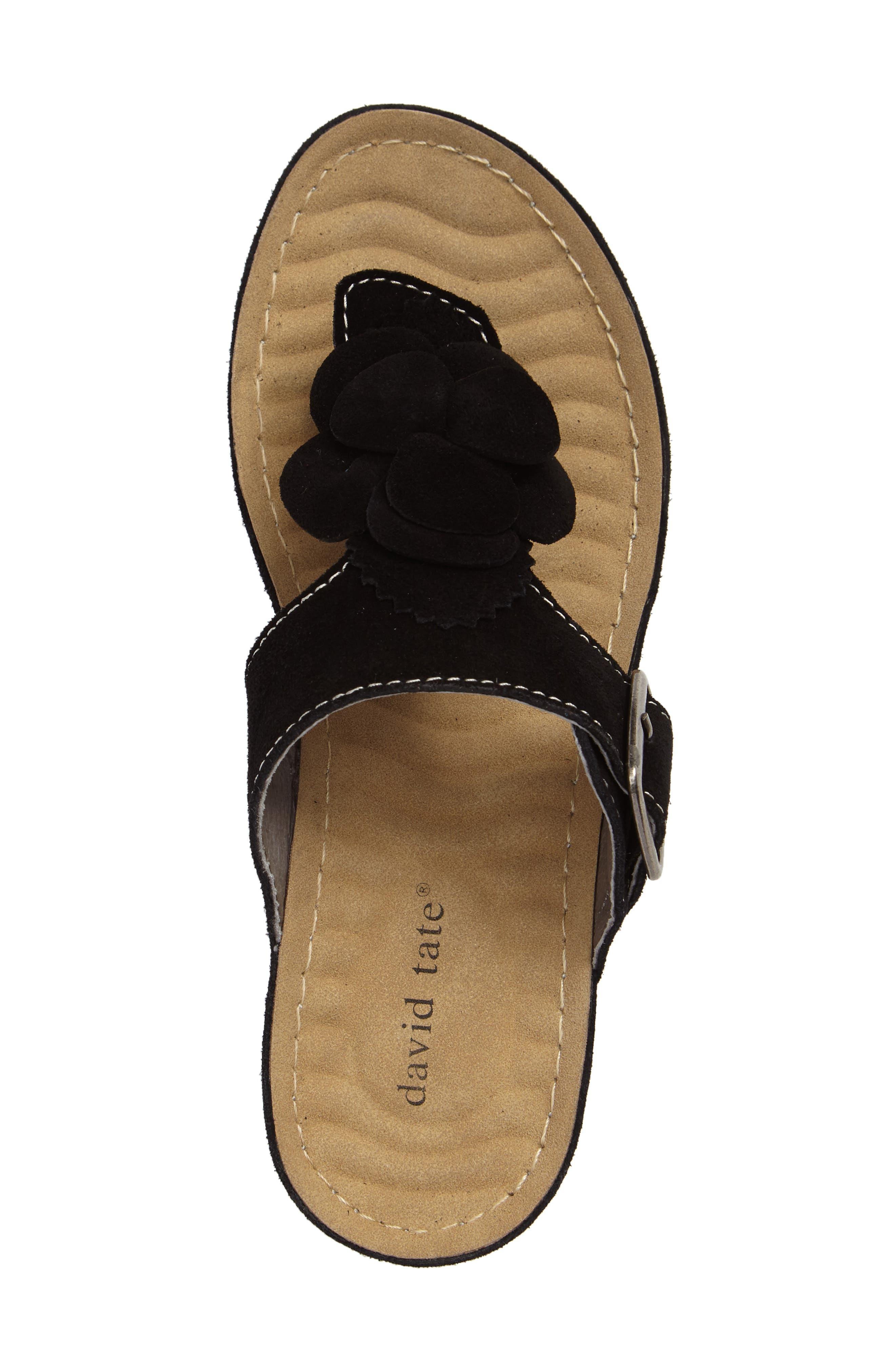 Alternate Image 3  - David Tate Spring Platform Wedge Sandal (Women)