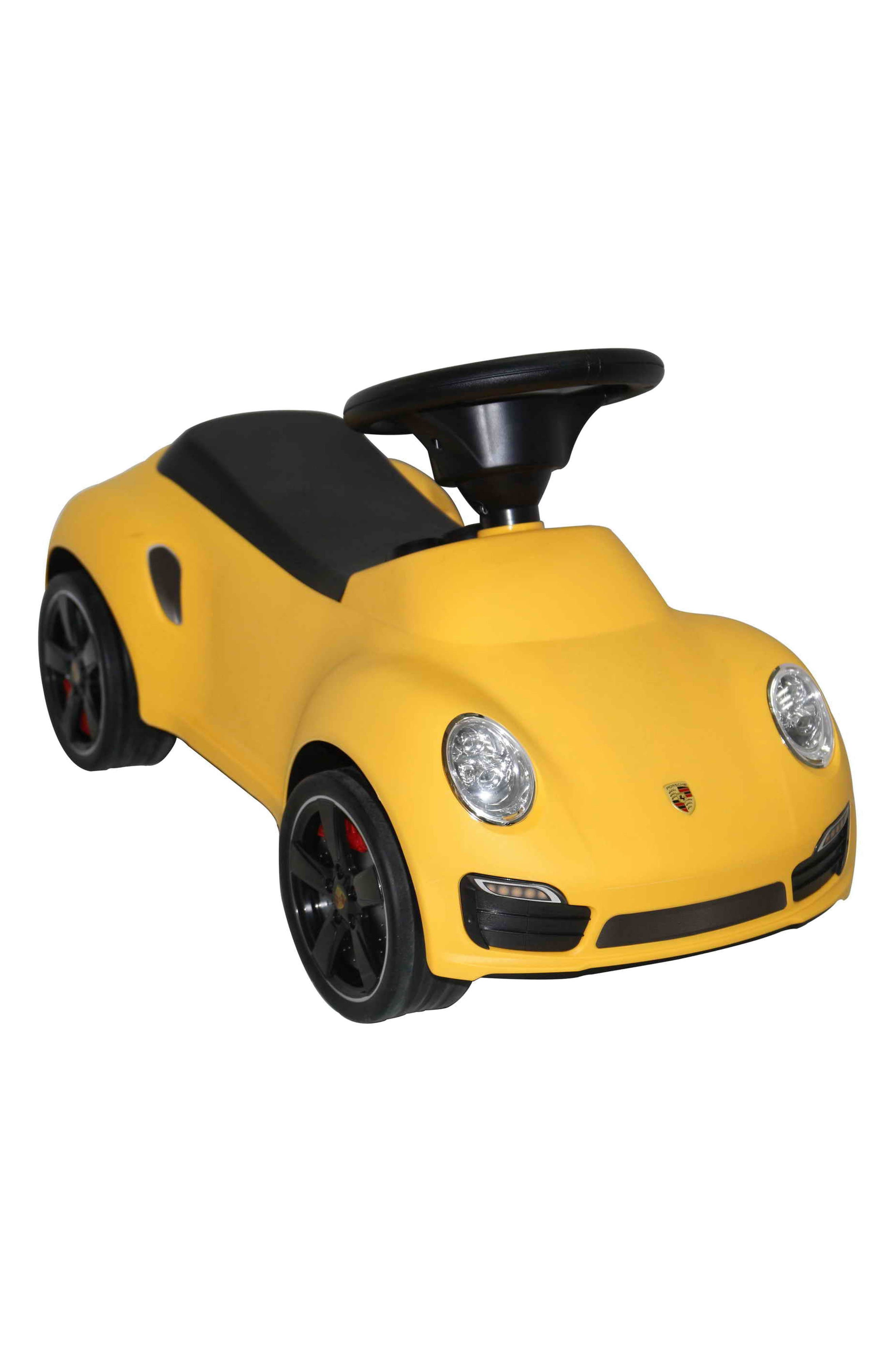 Alternate Image 1 Selected - Best Ride on Cars Porsche Turbo 911 Ride-On Push Car