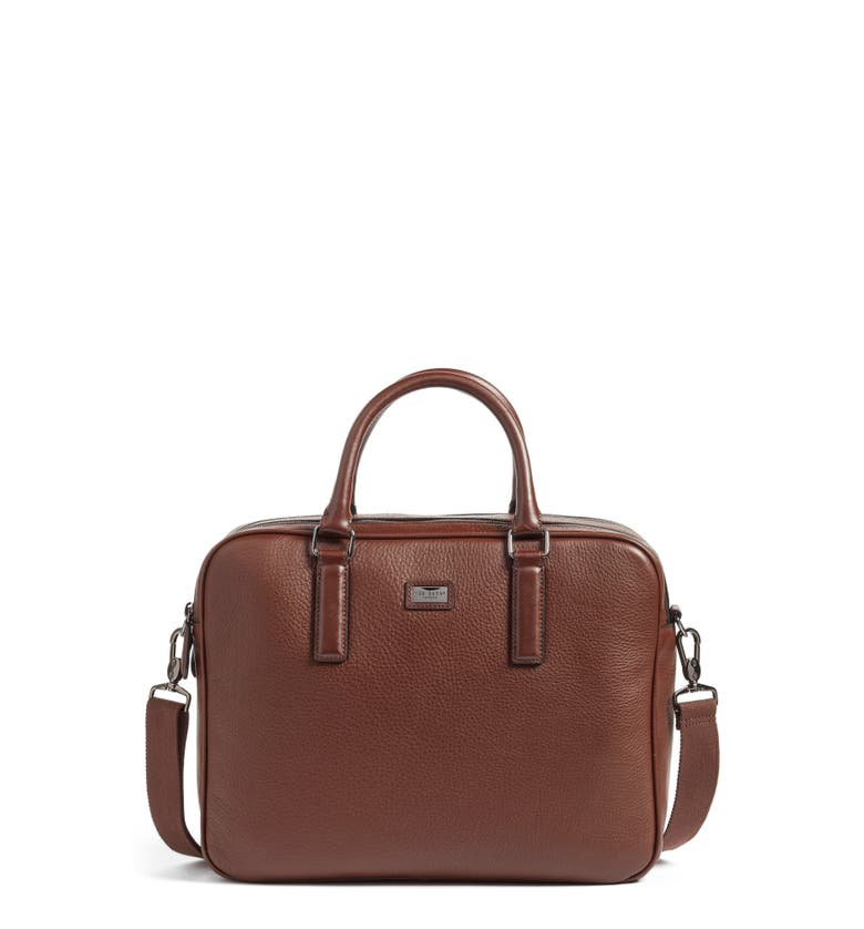 ted baker london leather document bag nordstrom With ted baker london leather document bag