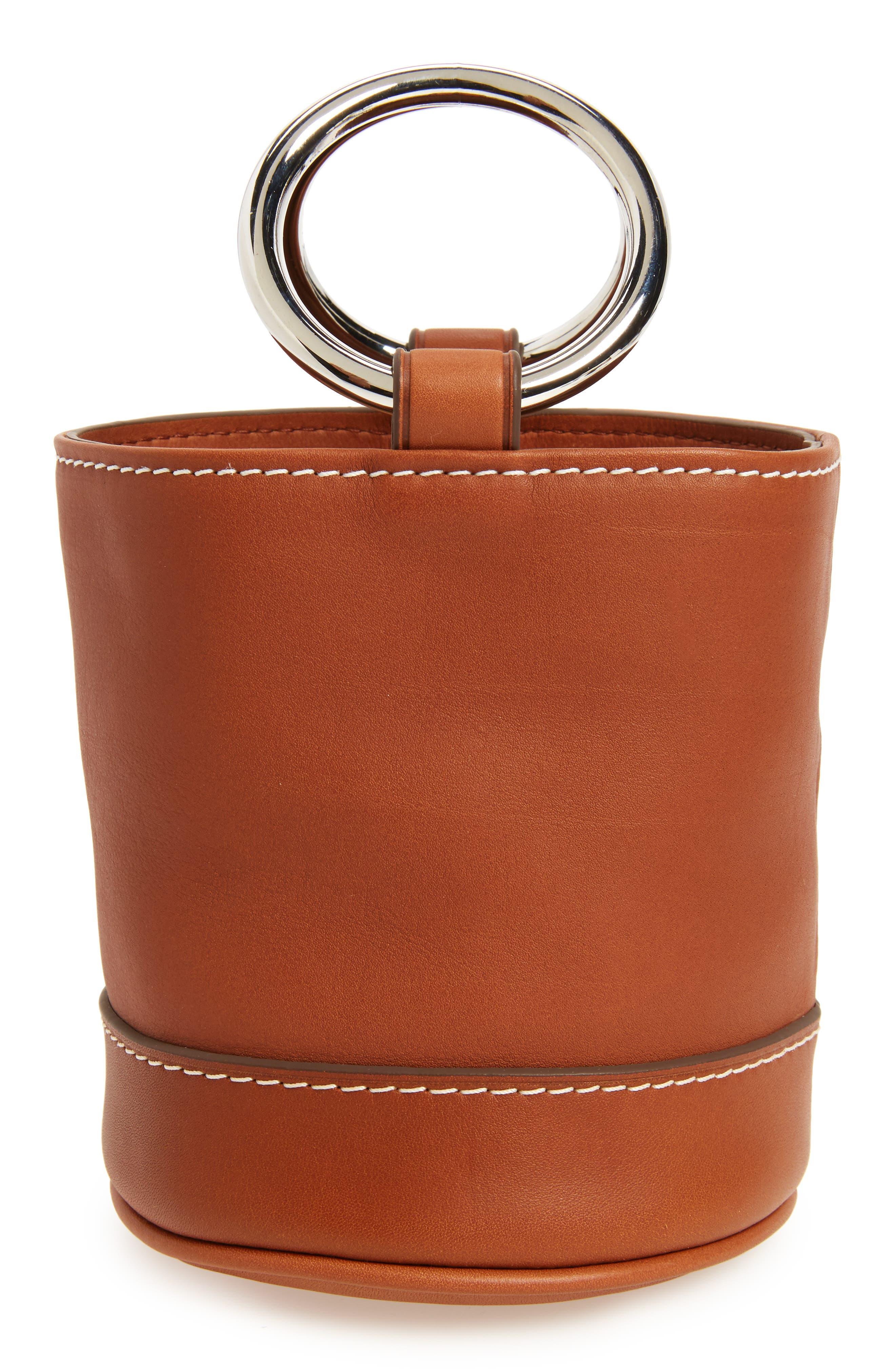 Alternate Image 1 Selected - Simon Miller Bonsai Calfskin Leather Bucket Bag